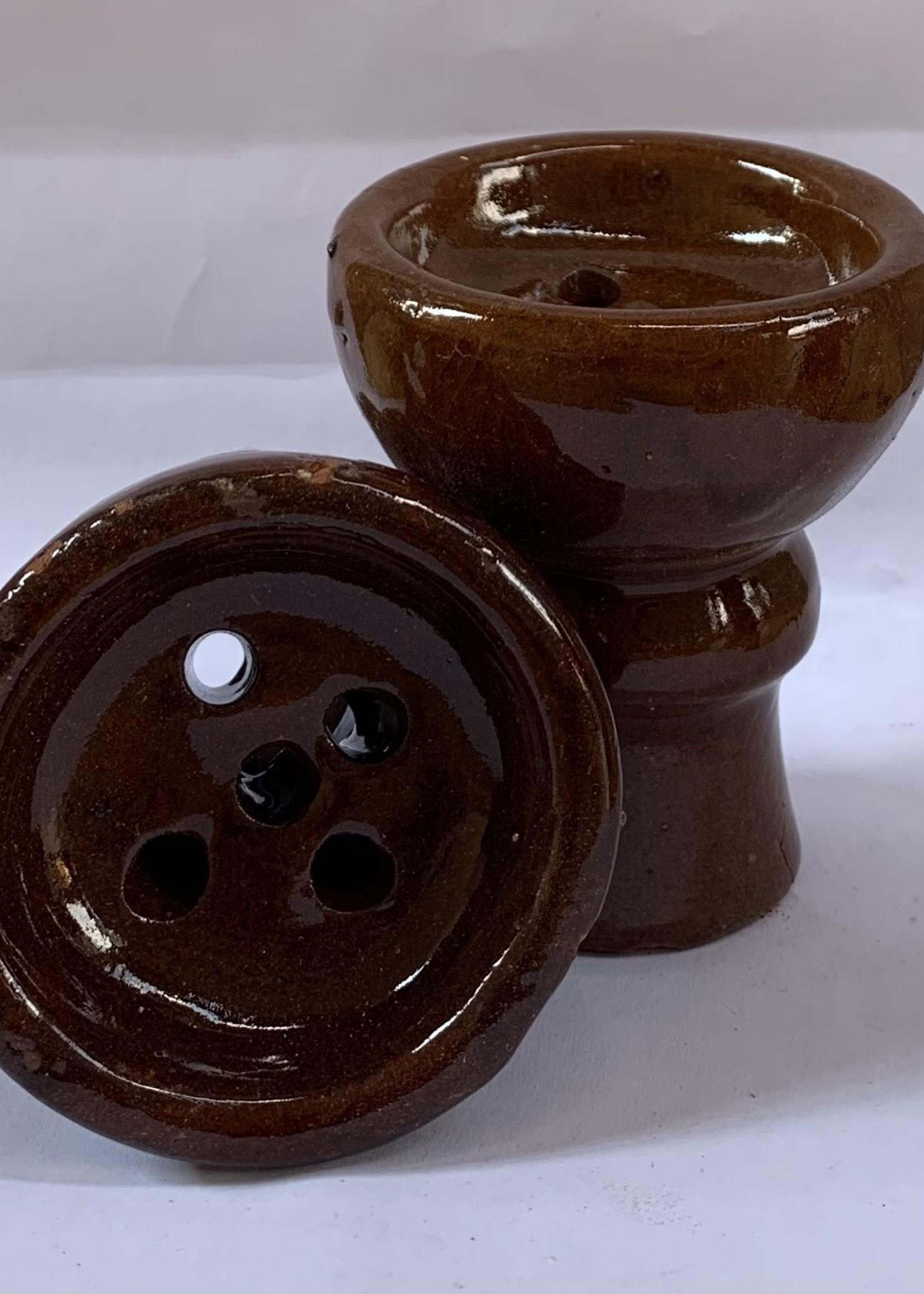 Clay head - medium