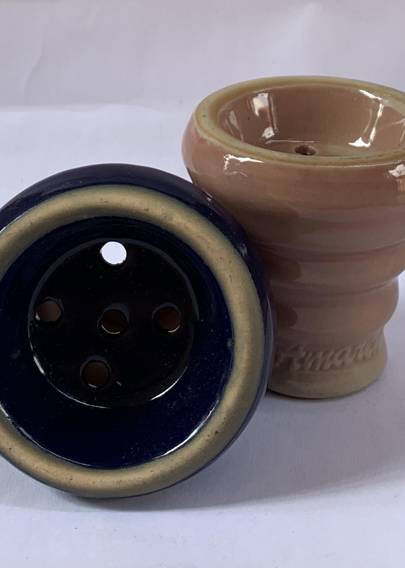 Ceramic head - navy blue