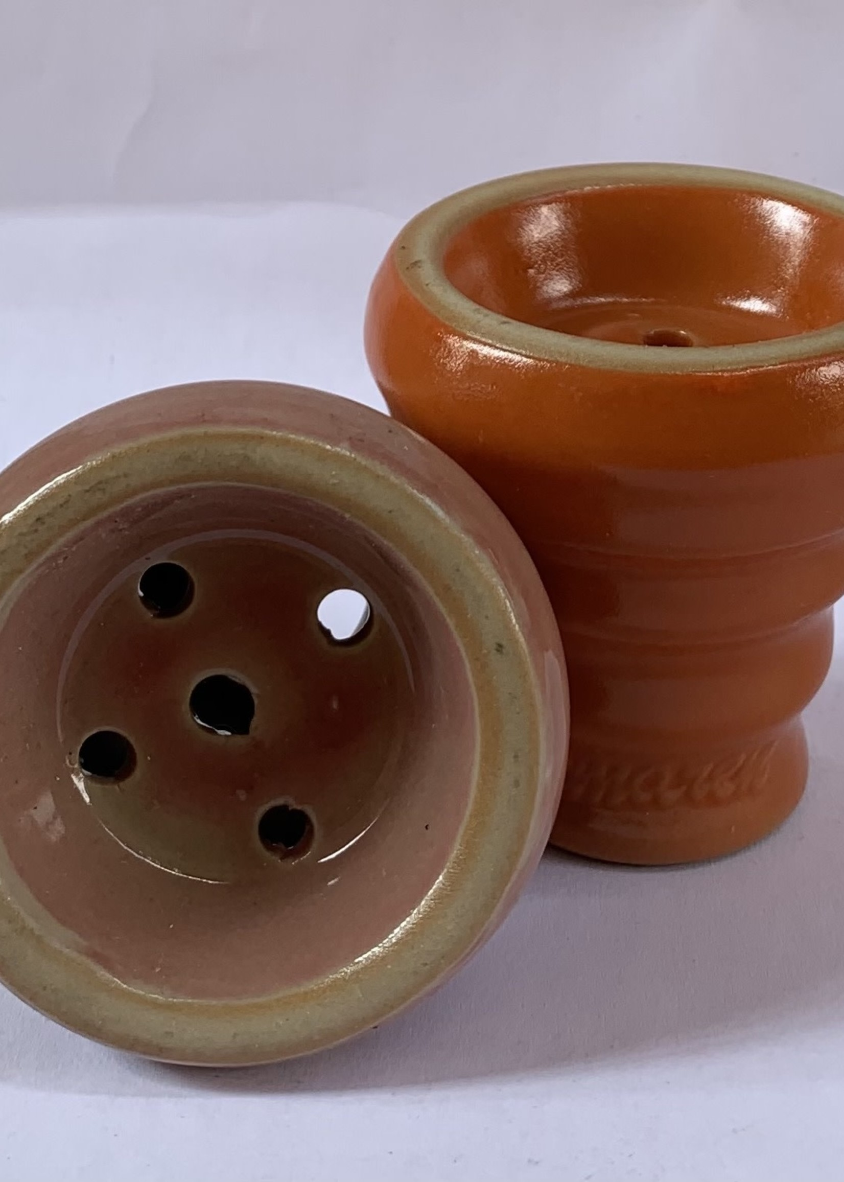 Ceramic head - pink