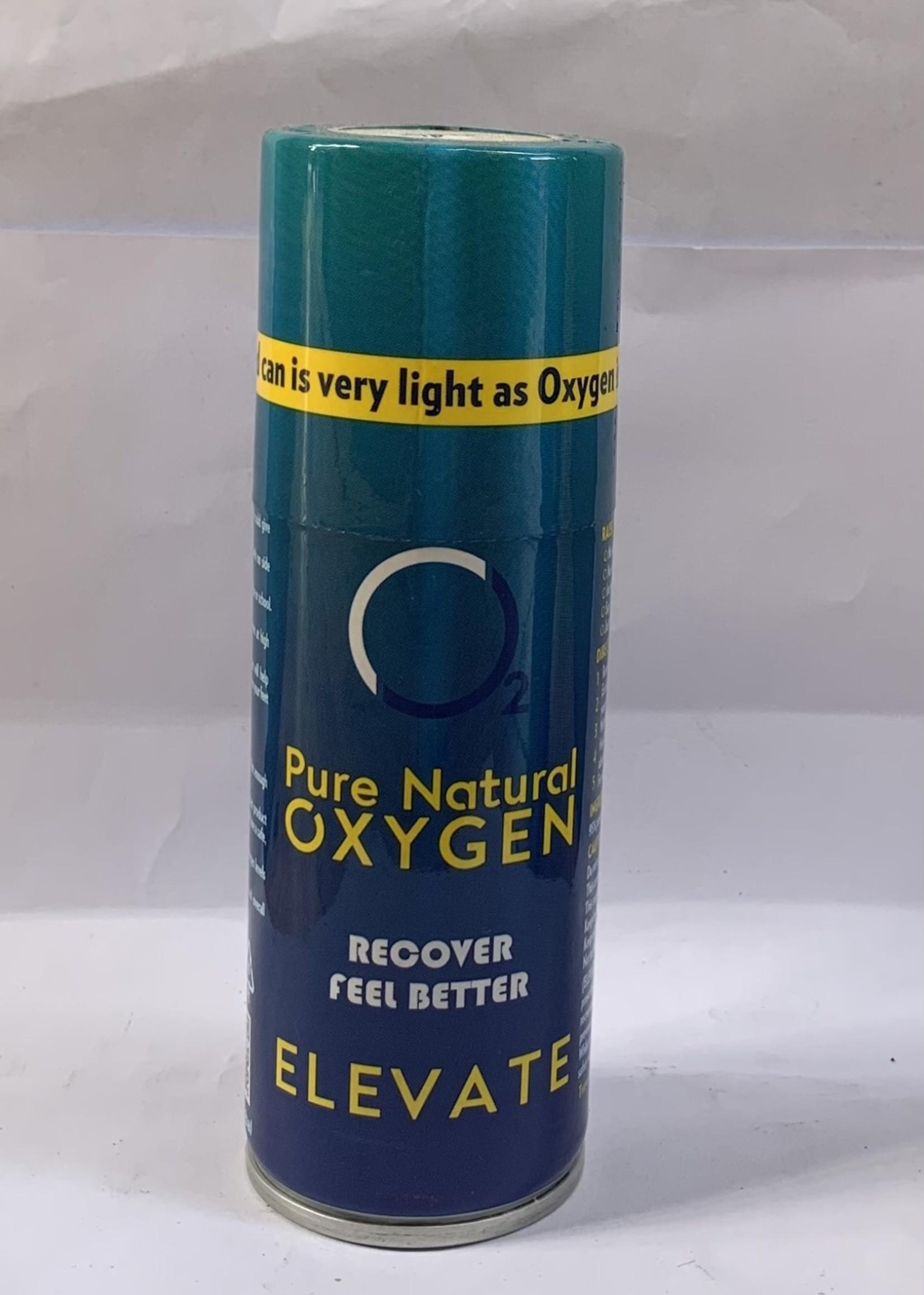 Oxygen- 6 litres - plain
