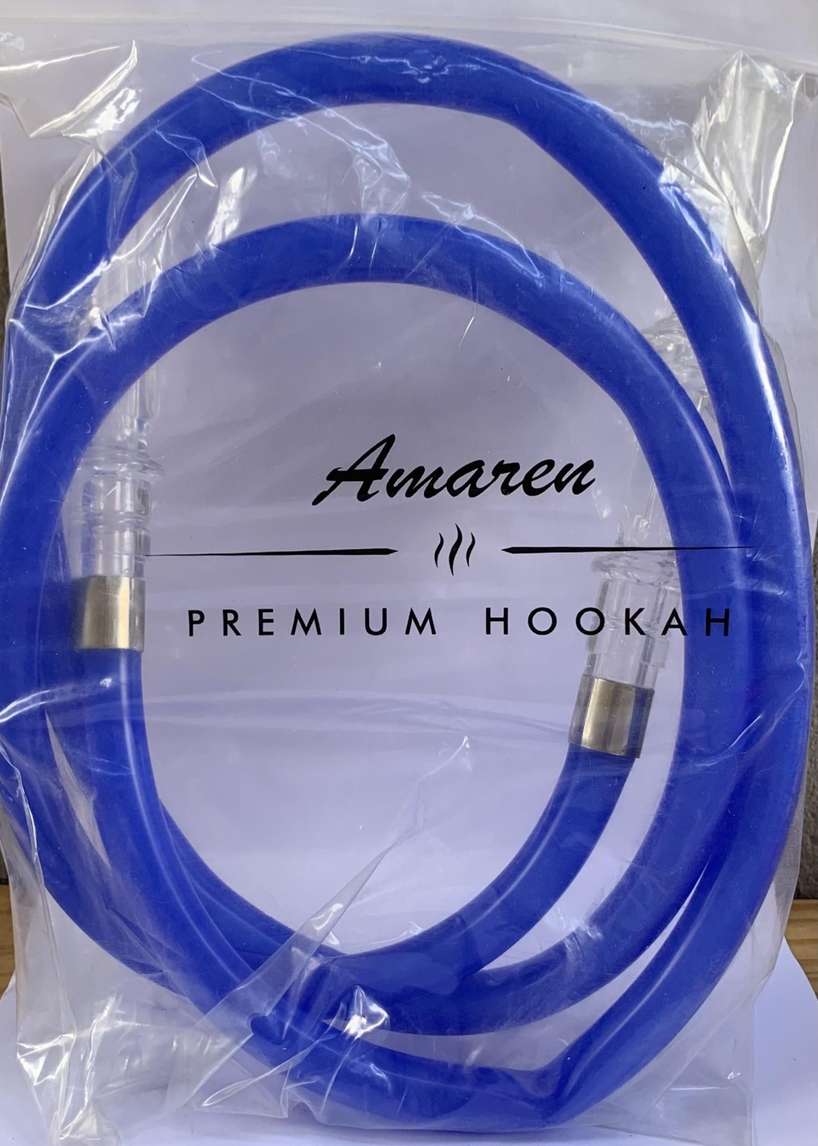 Silicon pipe - blue