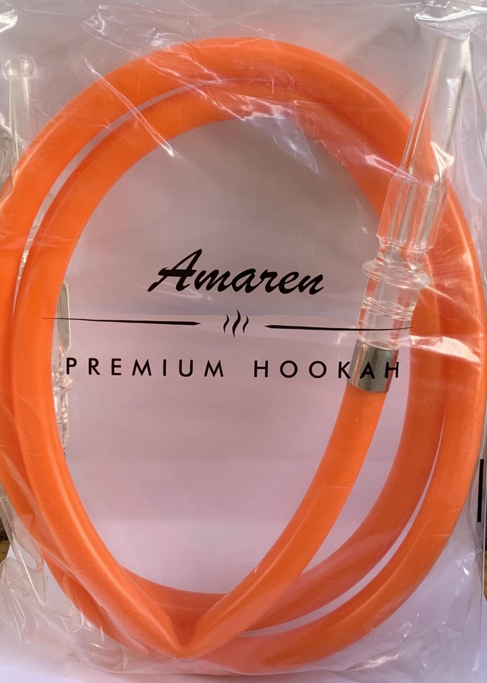 Silicon pipe - orange