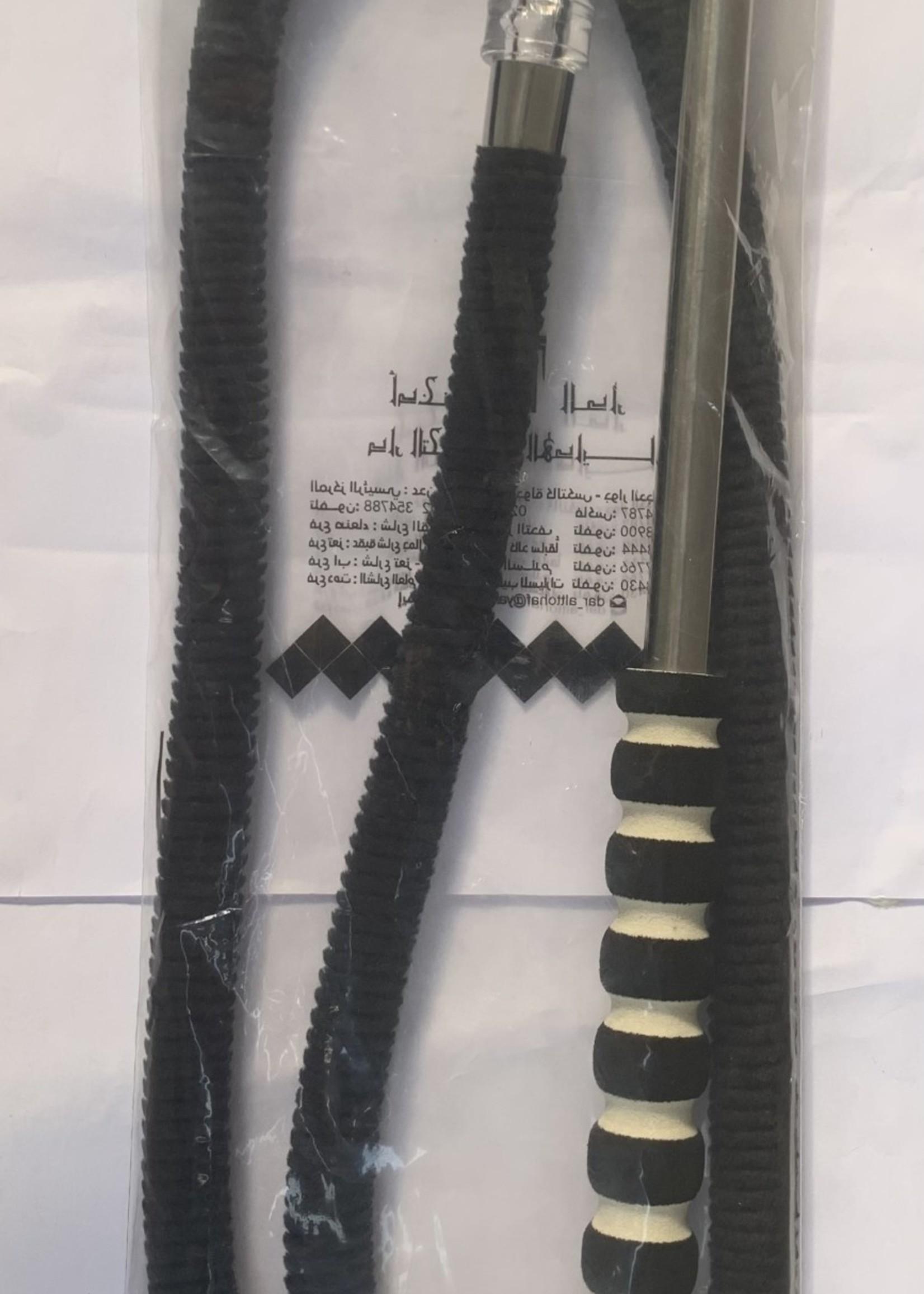 Stalk pipes - black