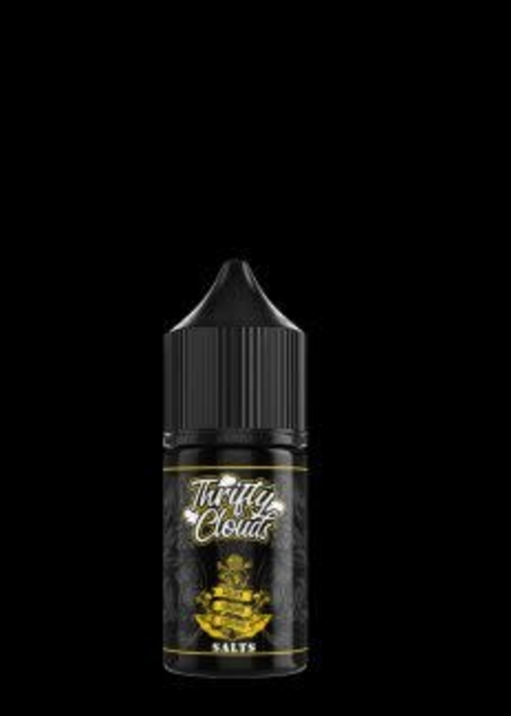 Thrifty clouds Vape flavour - Golden virginia custard salts 30ml- 20mg