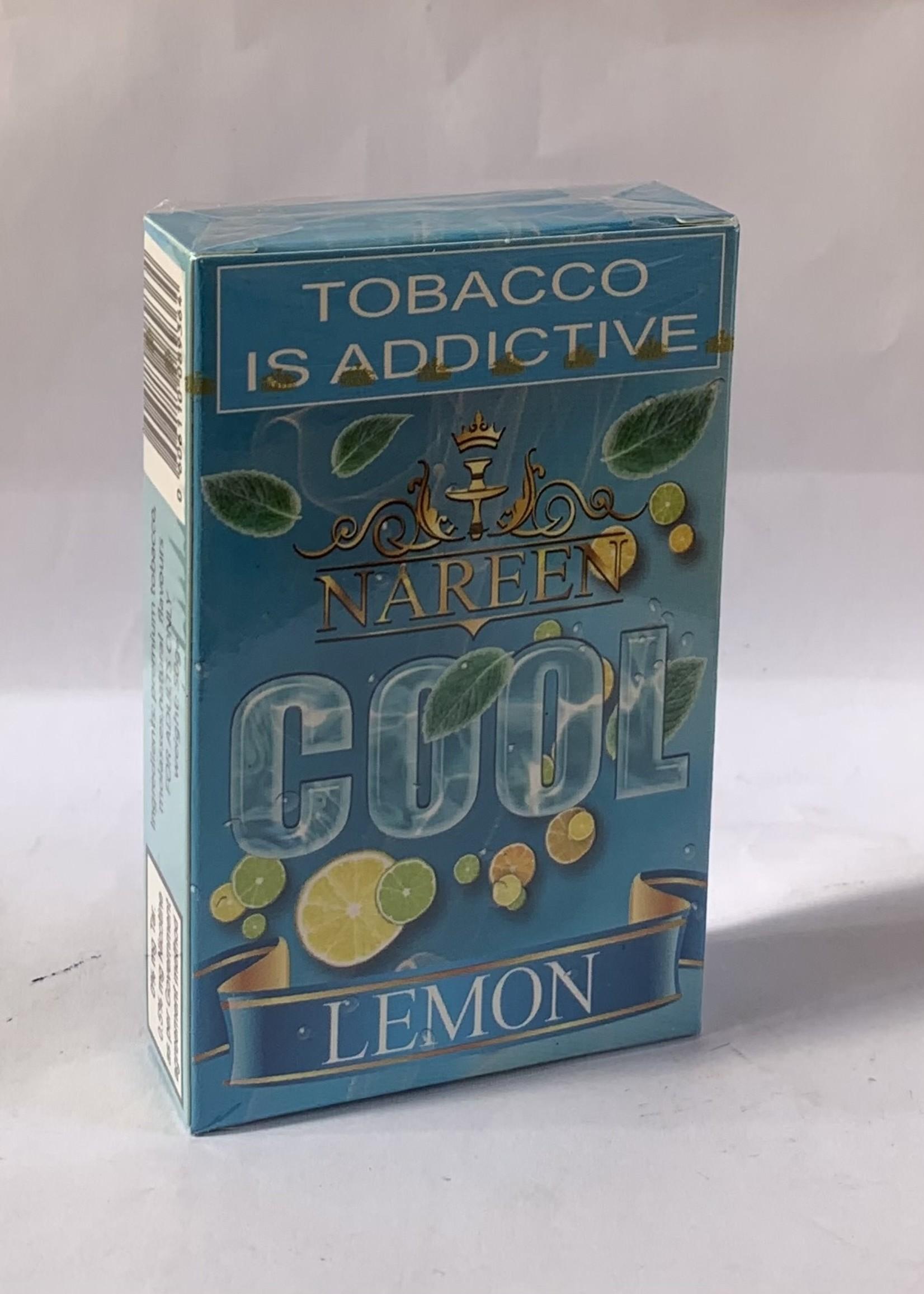 Nareen hubbly flavour - cool lemon
