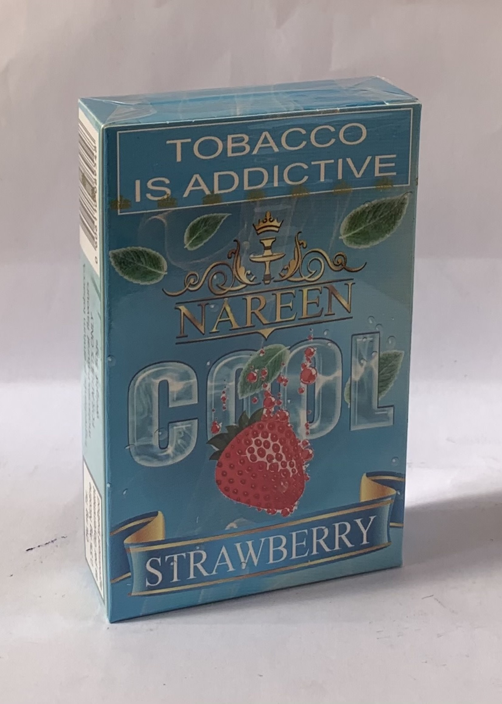 Nareen hubbly flavour - cool strawberry