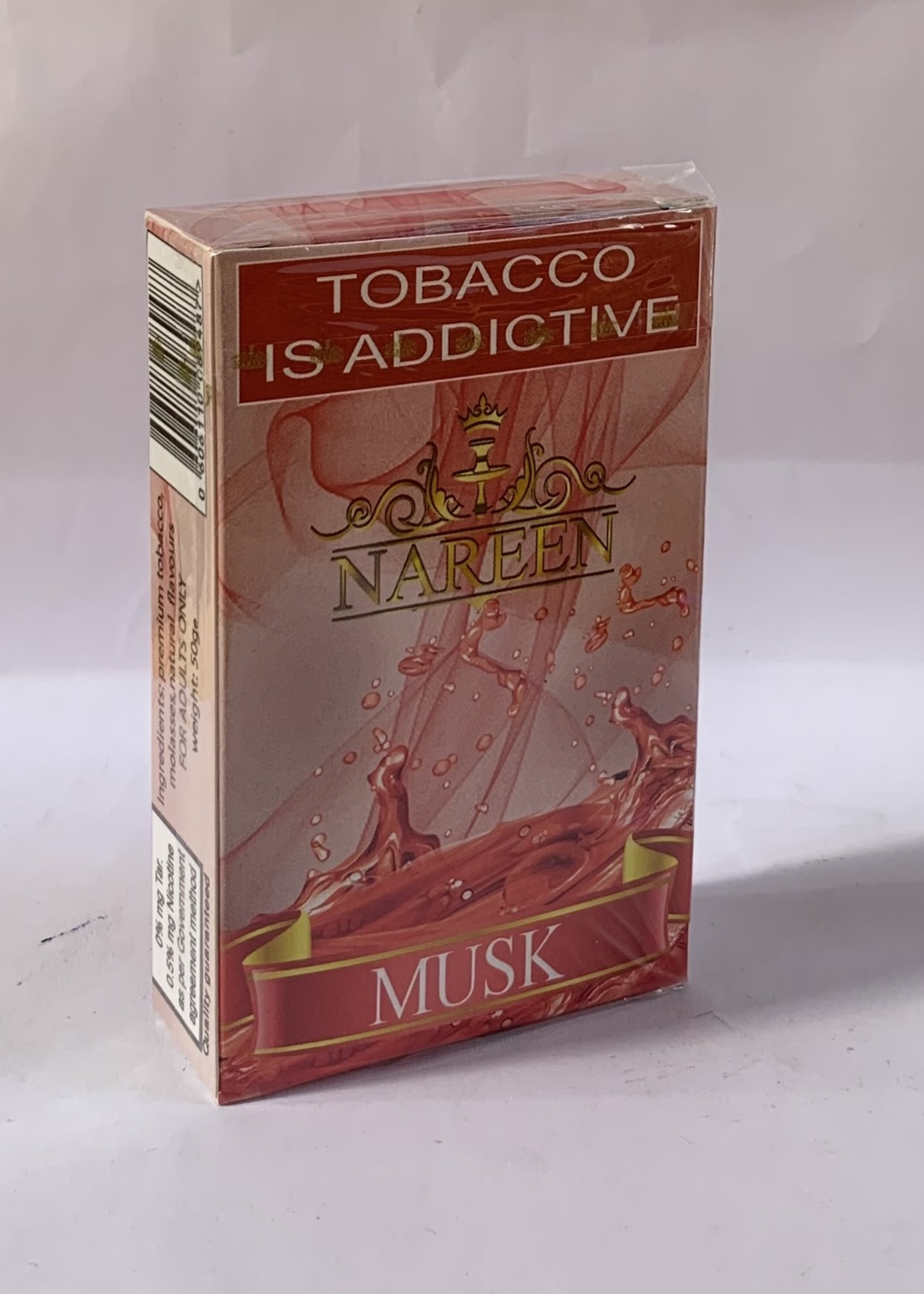 Nareen hubbly flavour - musk