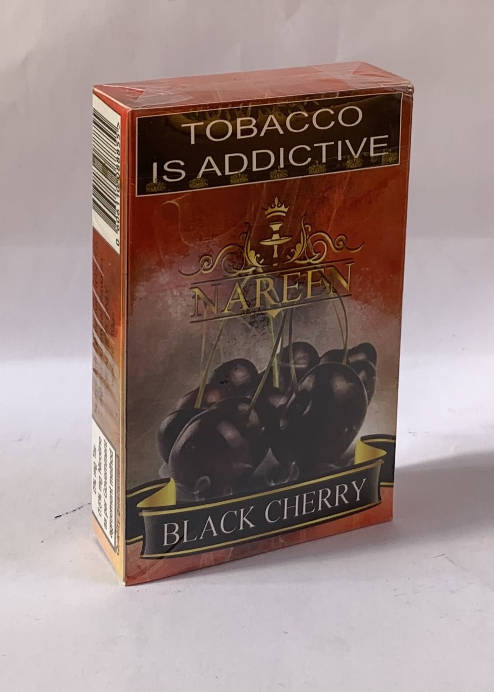 Nareen hubbly flavour - black cherry