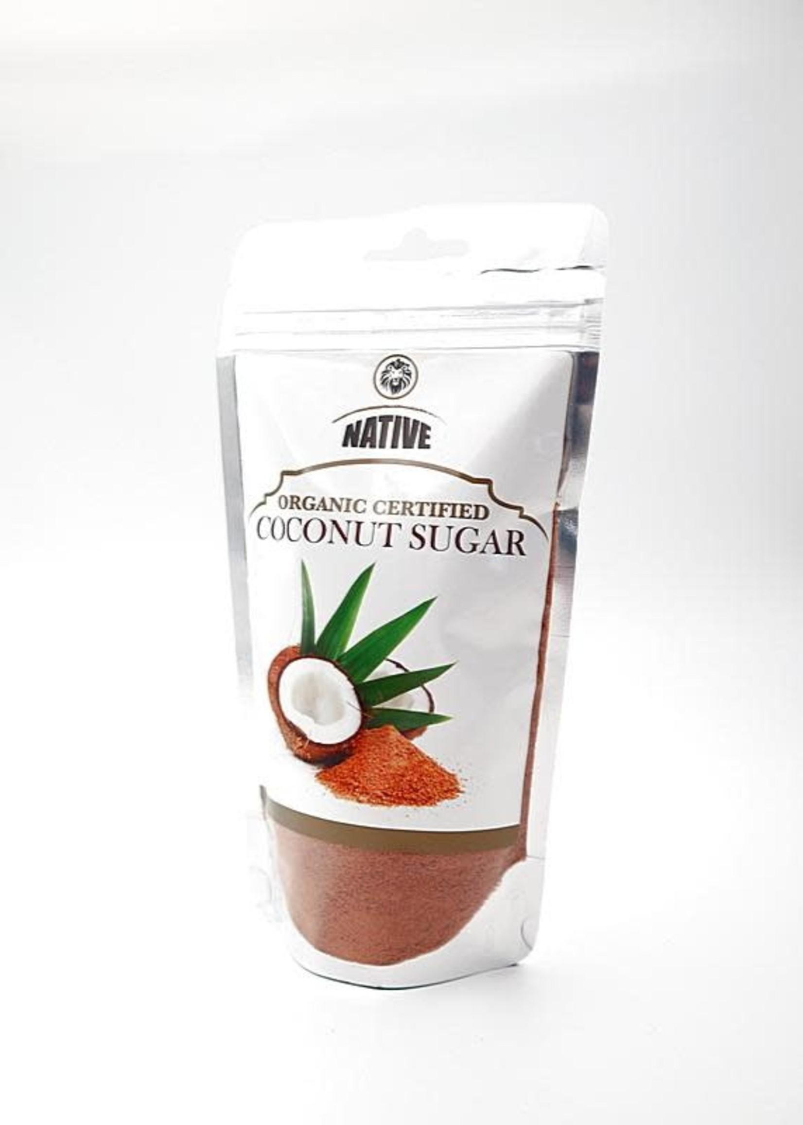 Native Native - Organic Coconut Sugar 300g