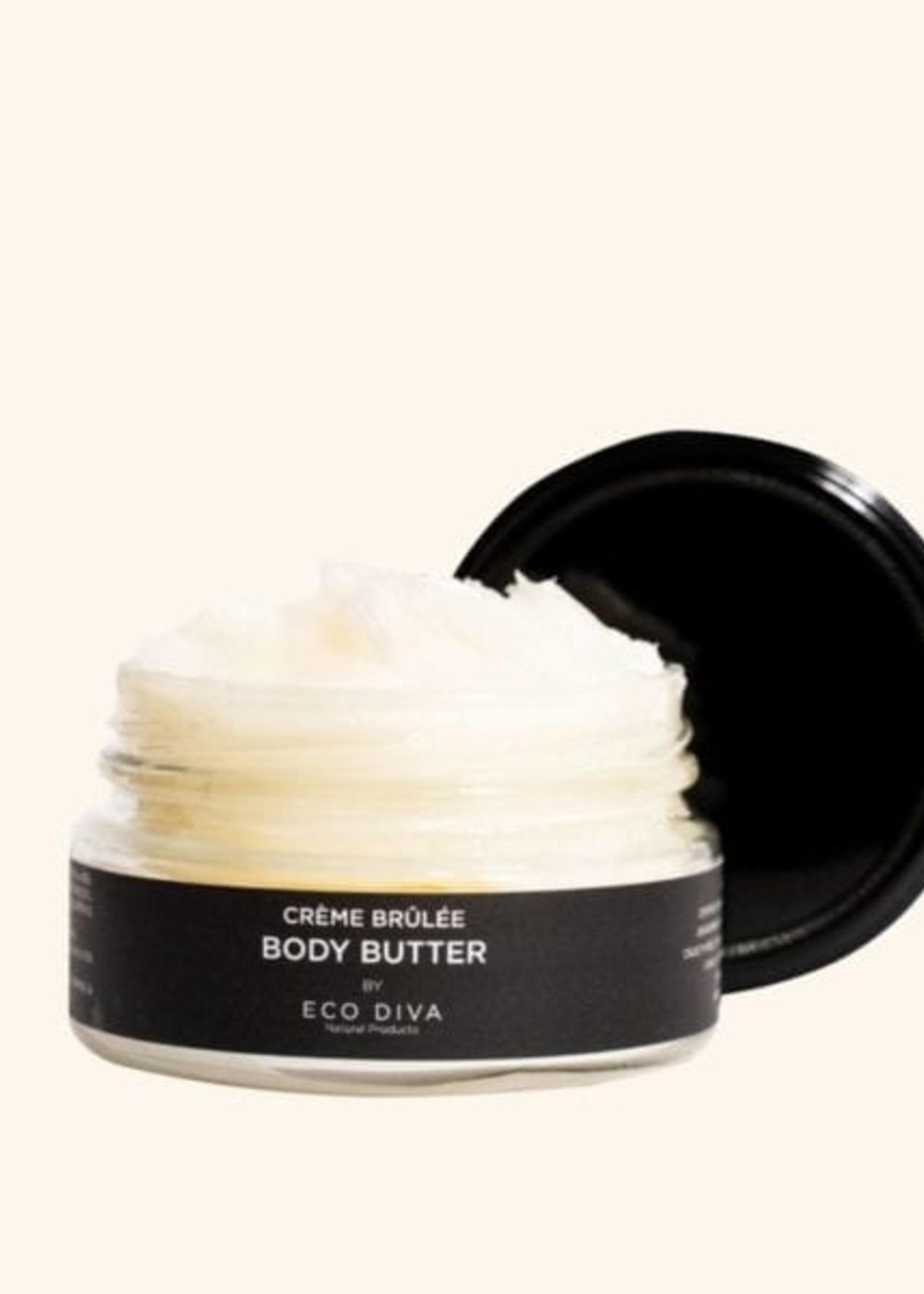 Eco Diva Eco Diva - Crème Brulee Body butter 100g