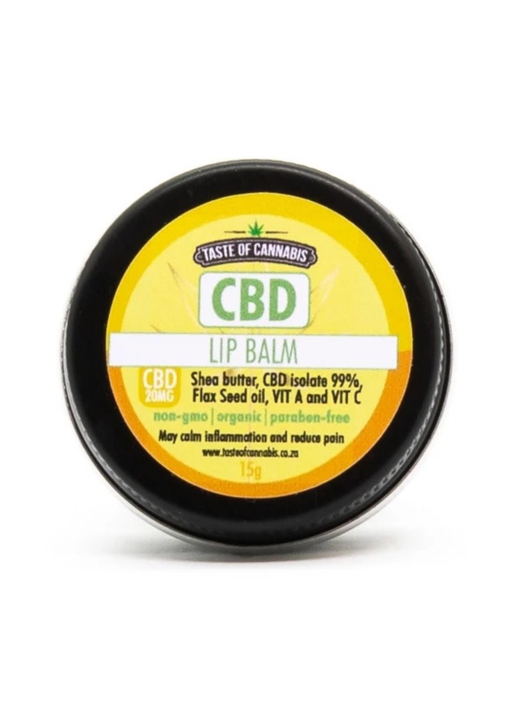 TOC CBD - Lip balm