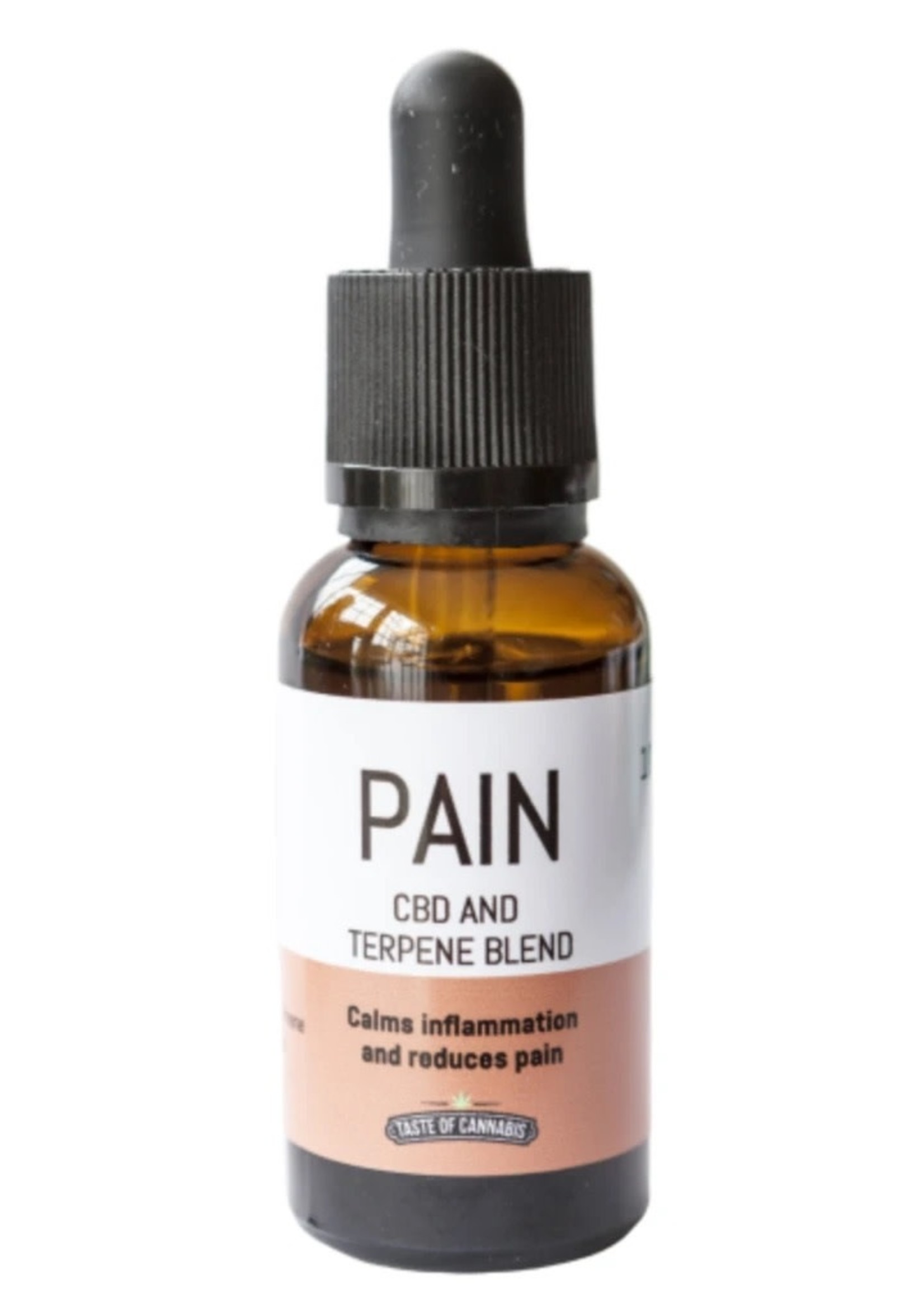 TOC CBD isolate oil - pain 600mg