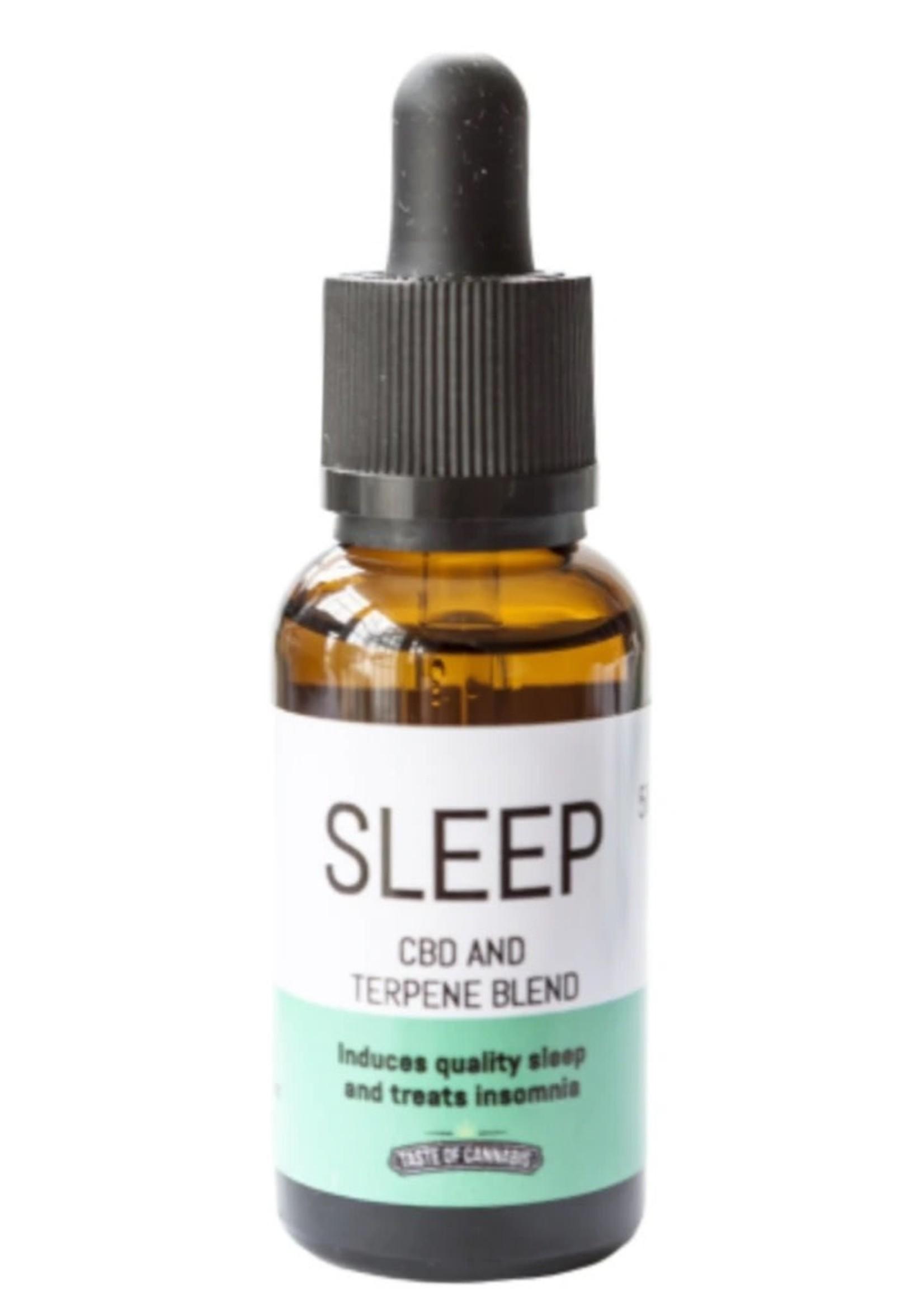 TOC CBD isolate oil - sleep 300mg