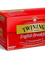 Twinings English breakfast tea