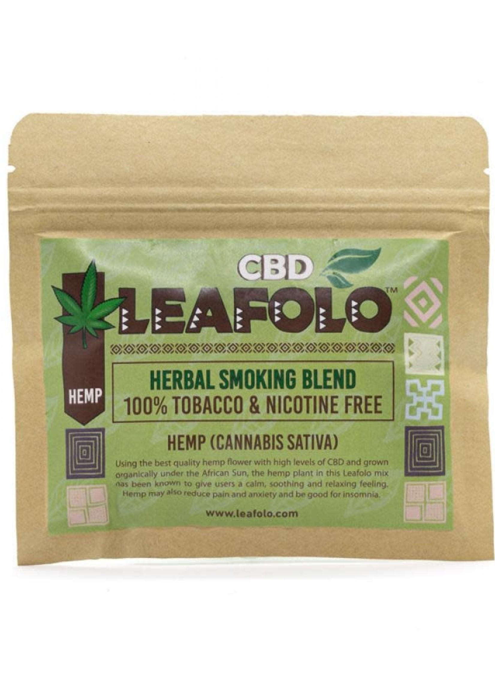 Leafolo - Hemp smoking blend