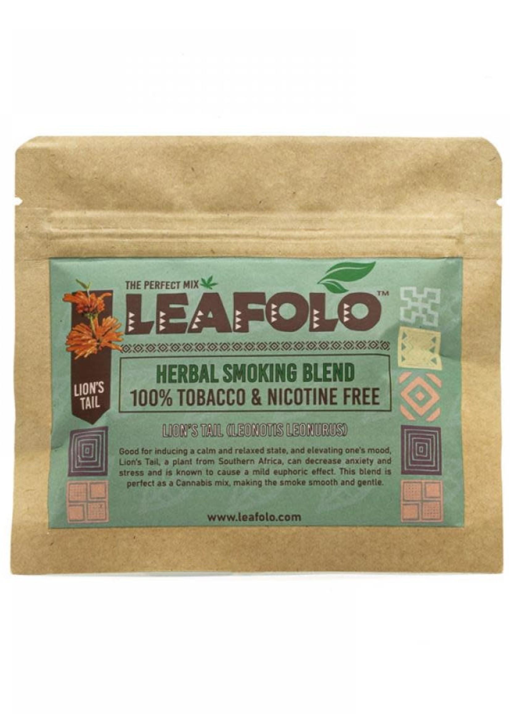 Leafolo - Herbal smoking blend