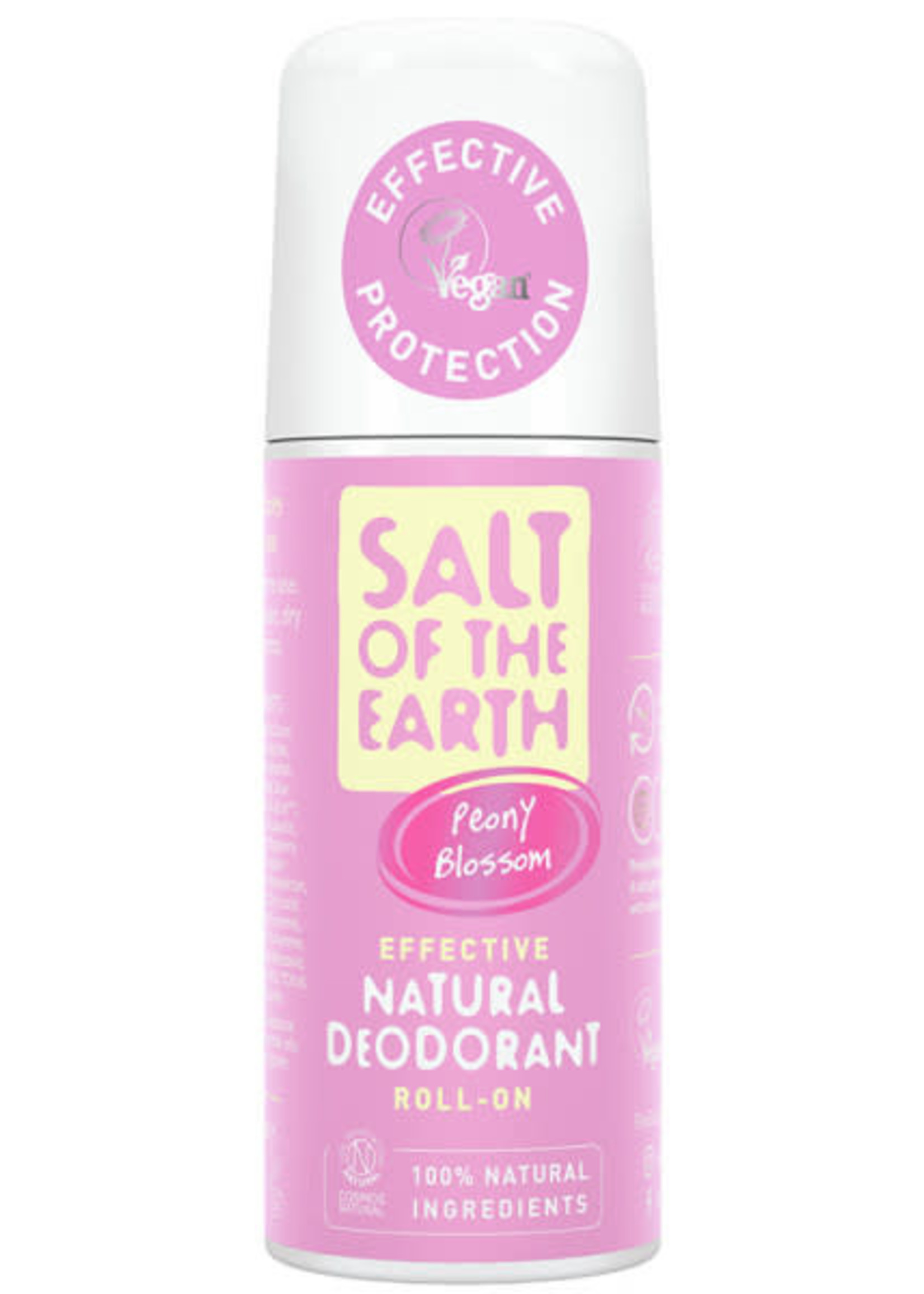 Deodorant roll-on - Peony blossom