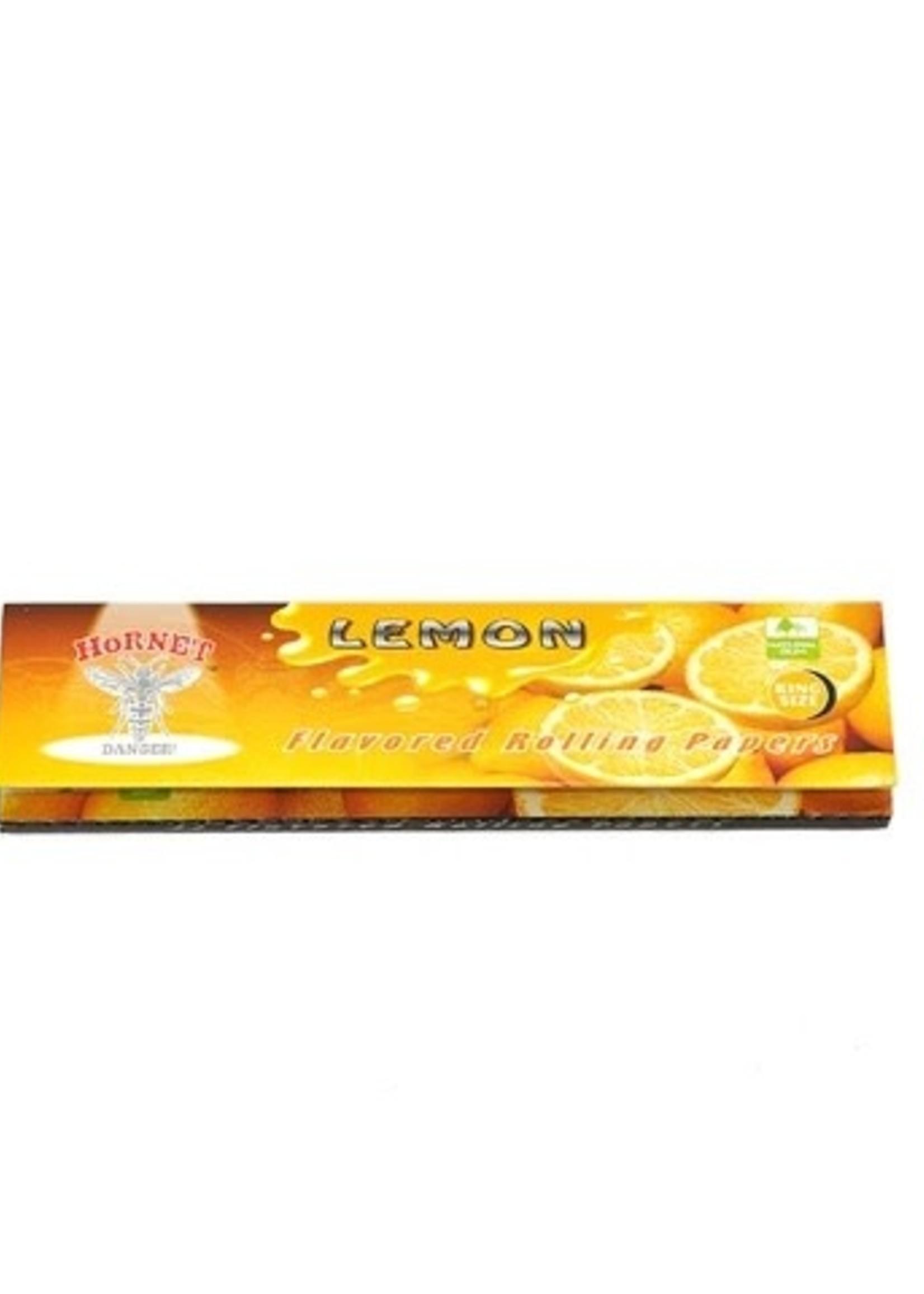 Hornet rolling paper - Lemon