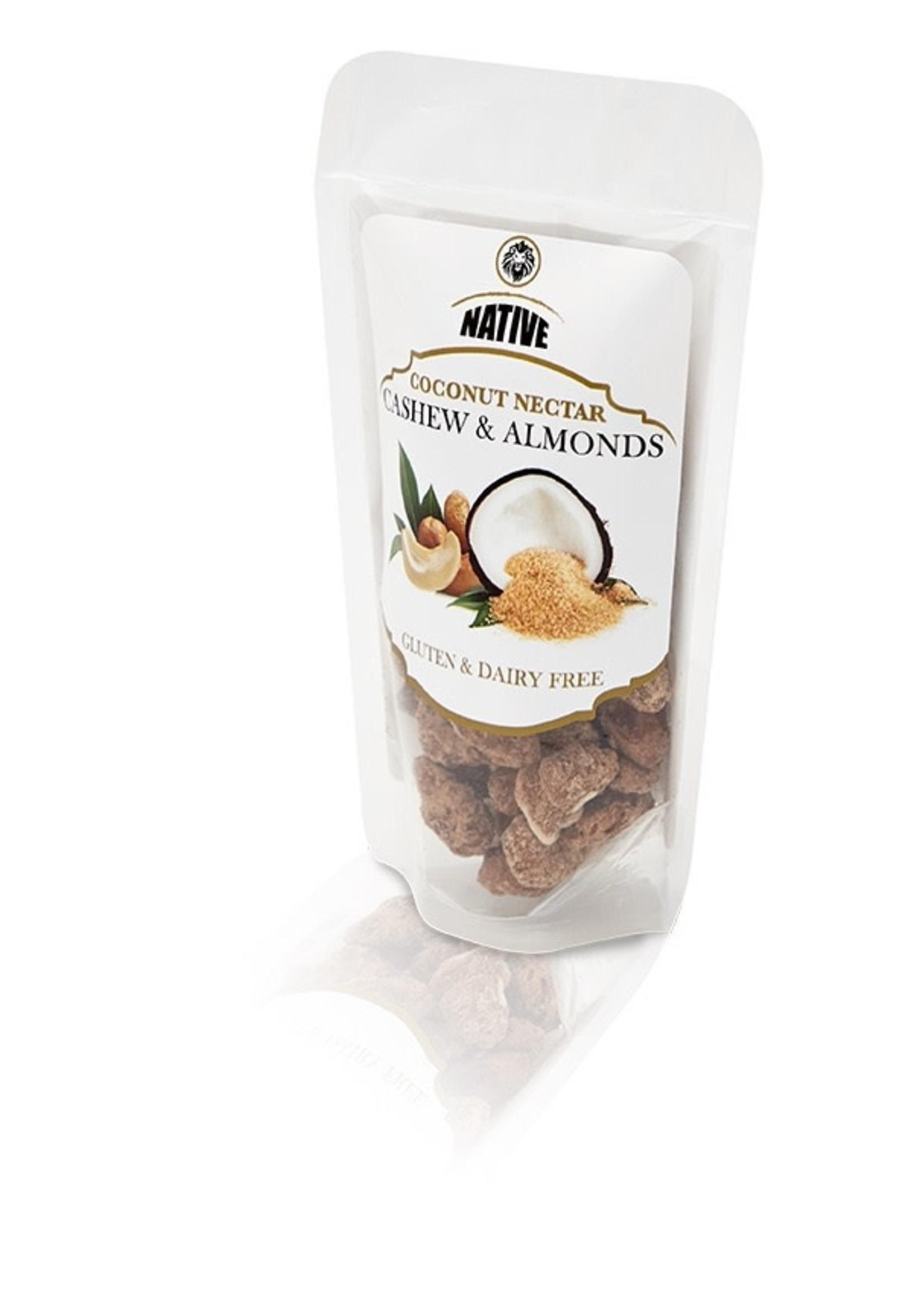 Native Native - Cashew & Almond- Coconut Nectar Caramel 50g