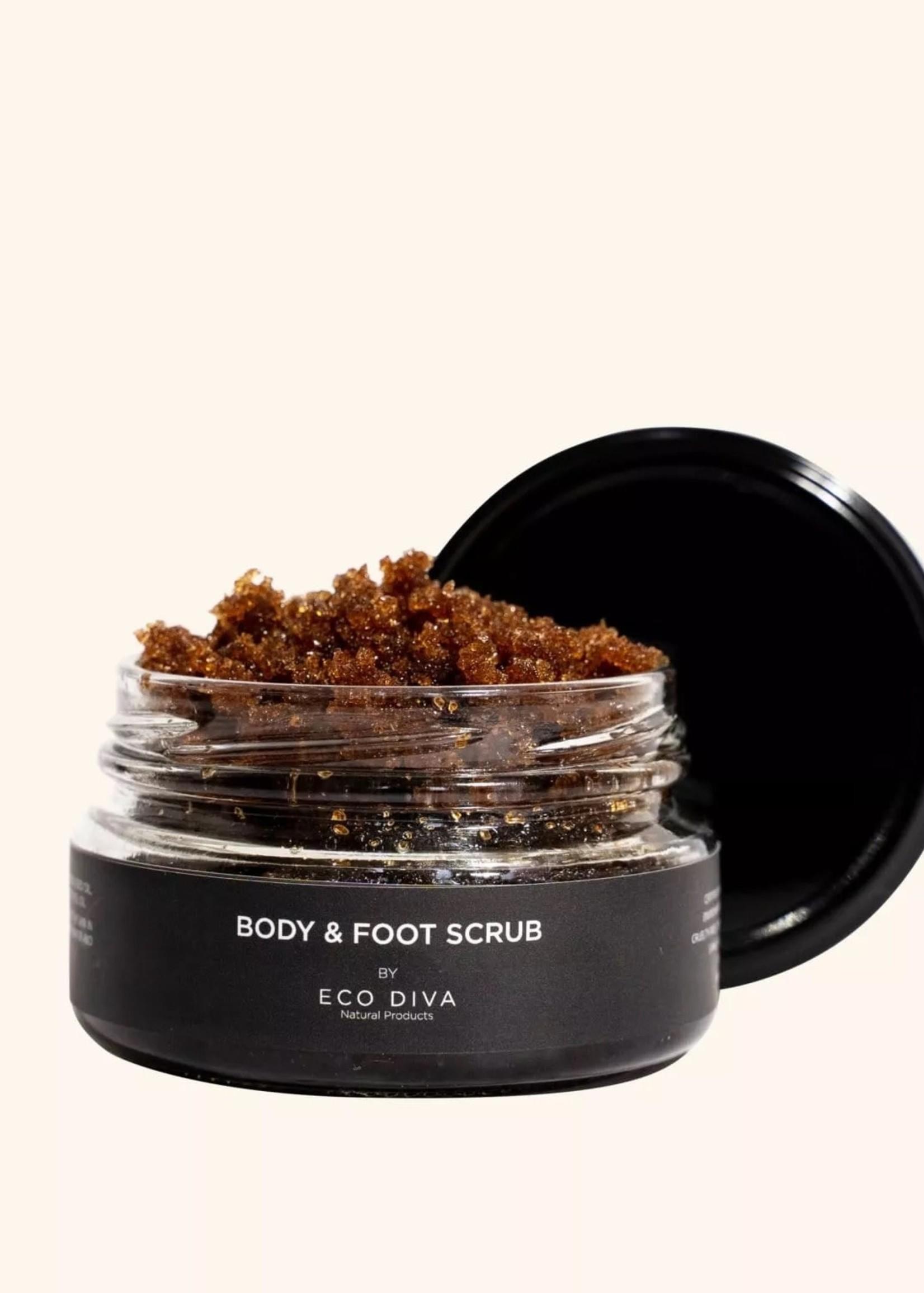 Eco Diva Eco Diva - Body & foot scrub 200g