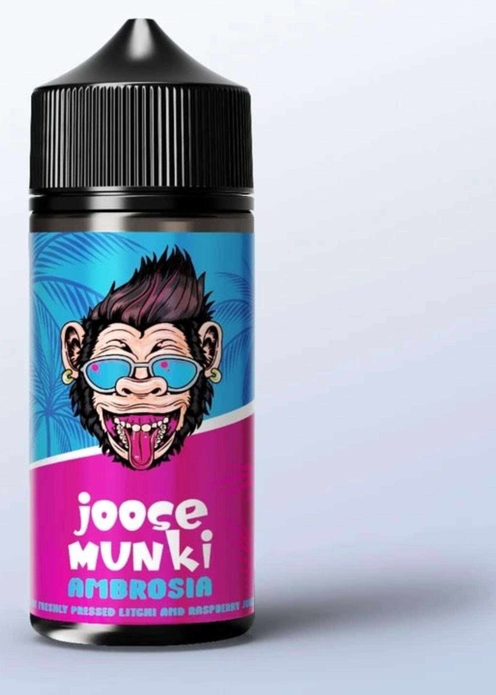 Jooce Munki Vape Flavour - Ambrosia 100Ml- 3Mg