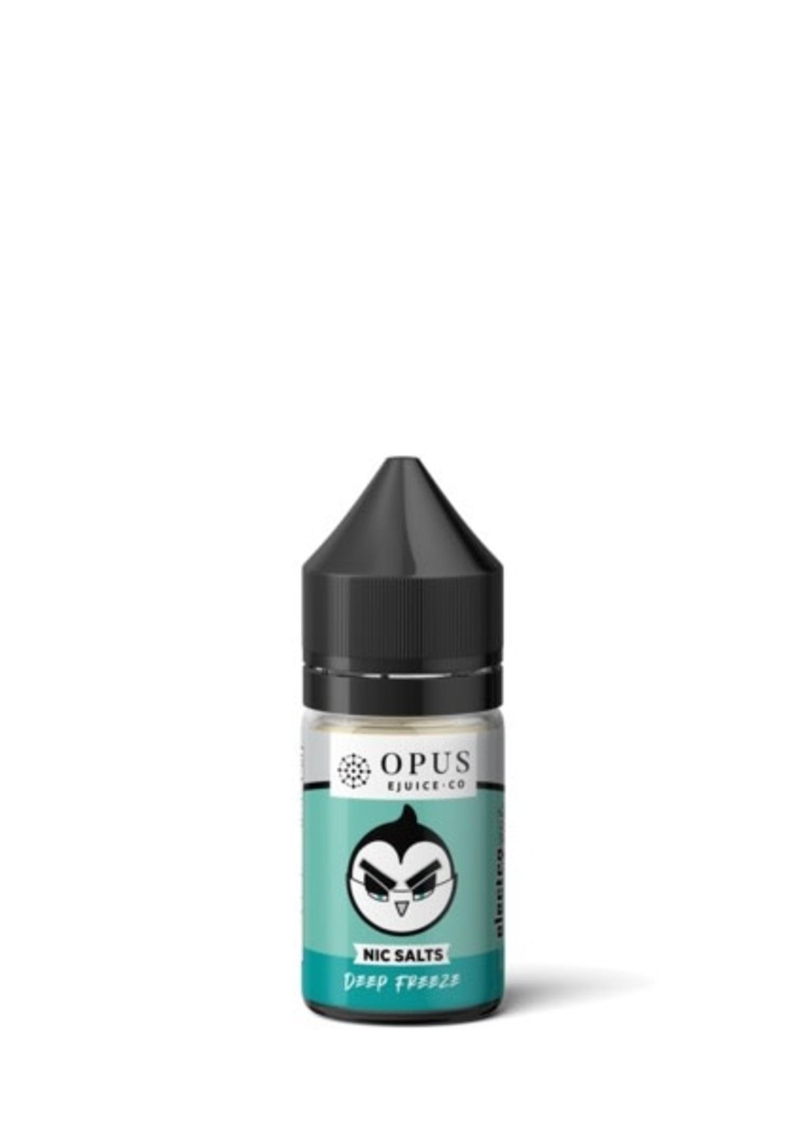 Opus Vape flavour - Deep freeze salts 30ml- 20mg