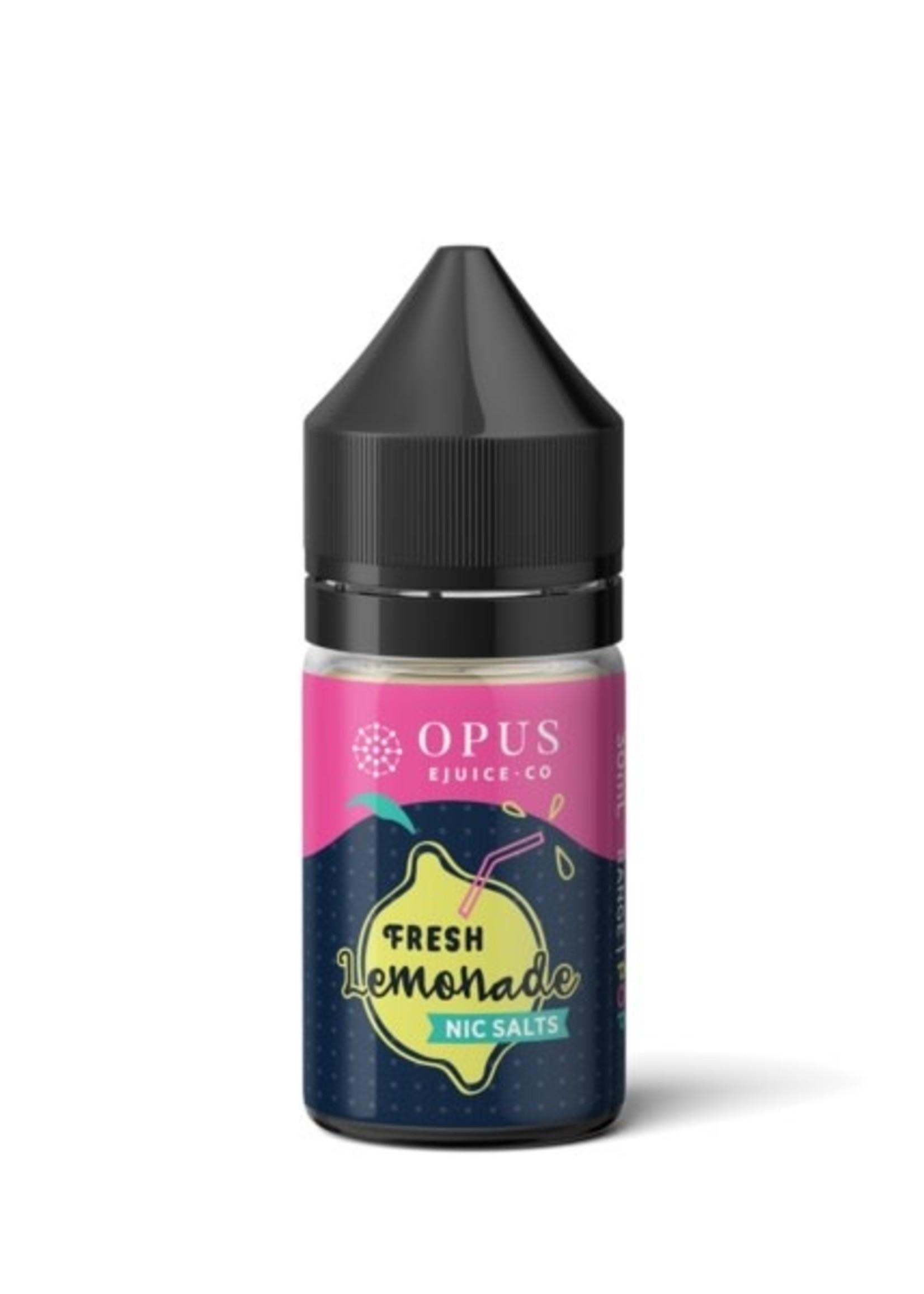 Opus Vape flavour - Fresh lemonade salts 30ml- 20mg