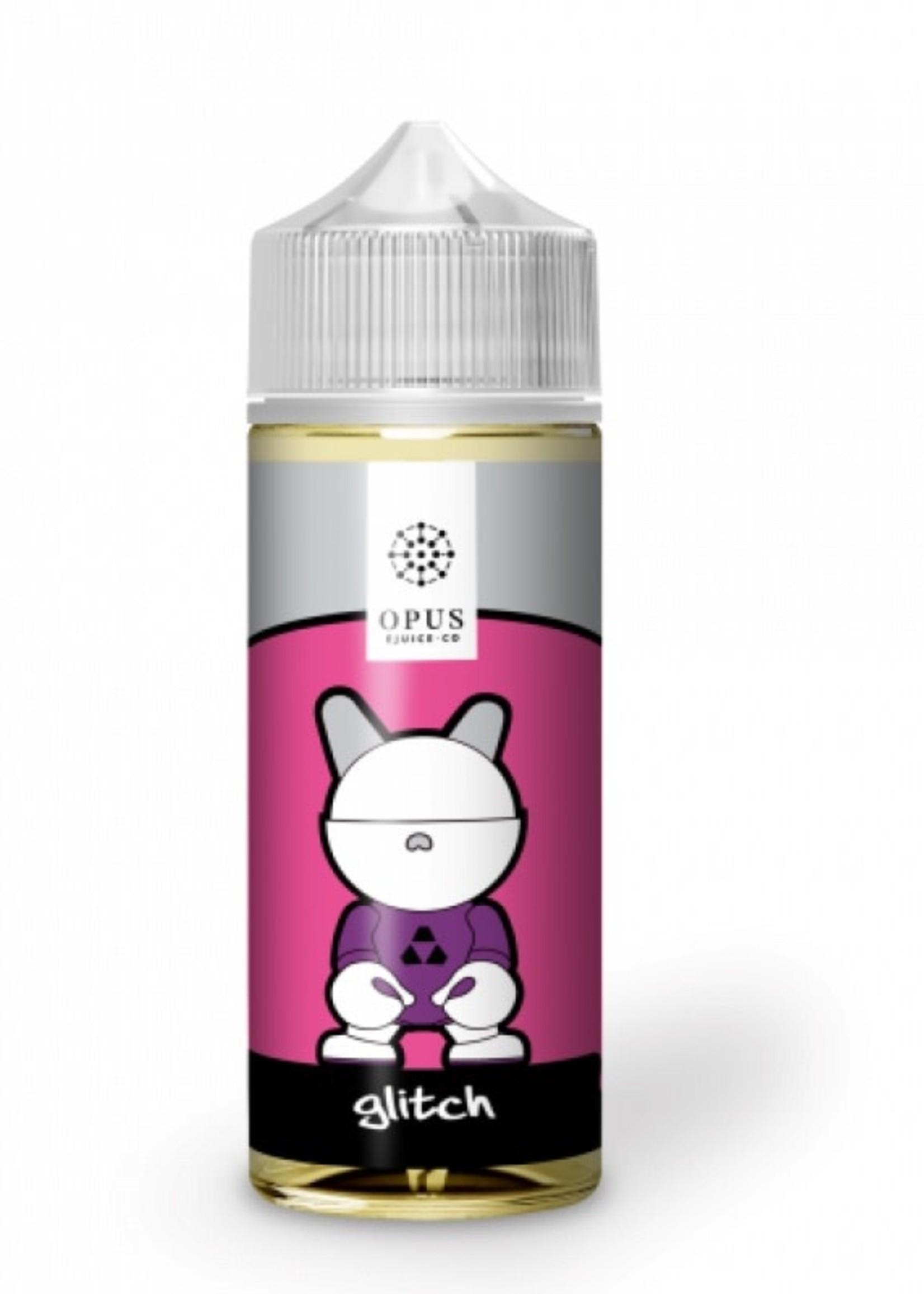 Opus Vape flavour - Glitch 120ml- 3mg