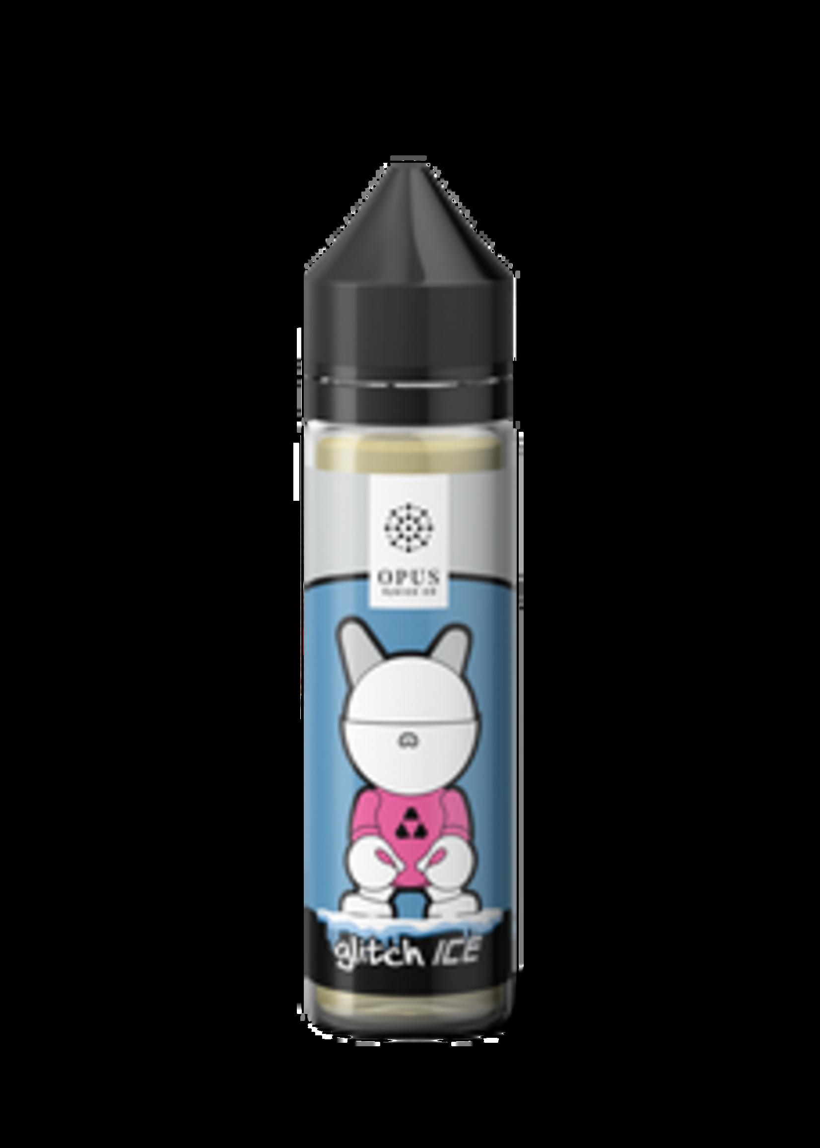 Opus Vape flavour - Glitch ice 120ml- 3mg