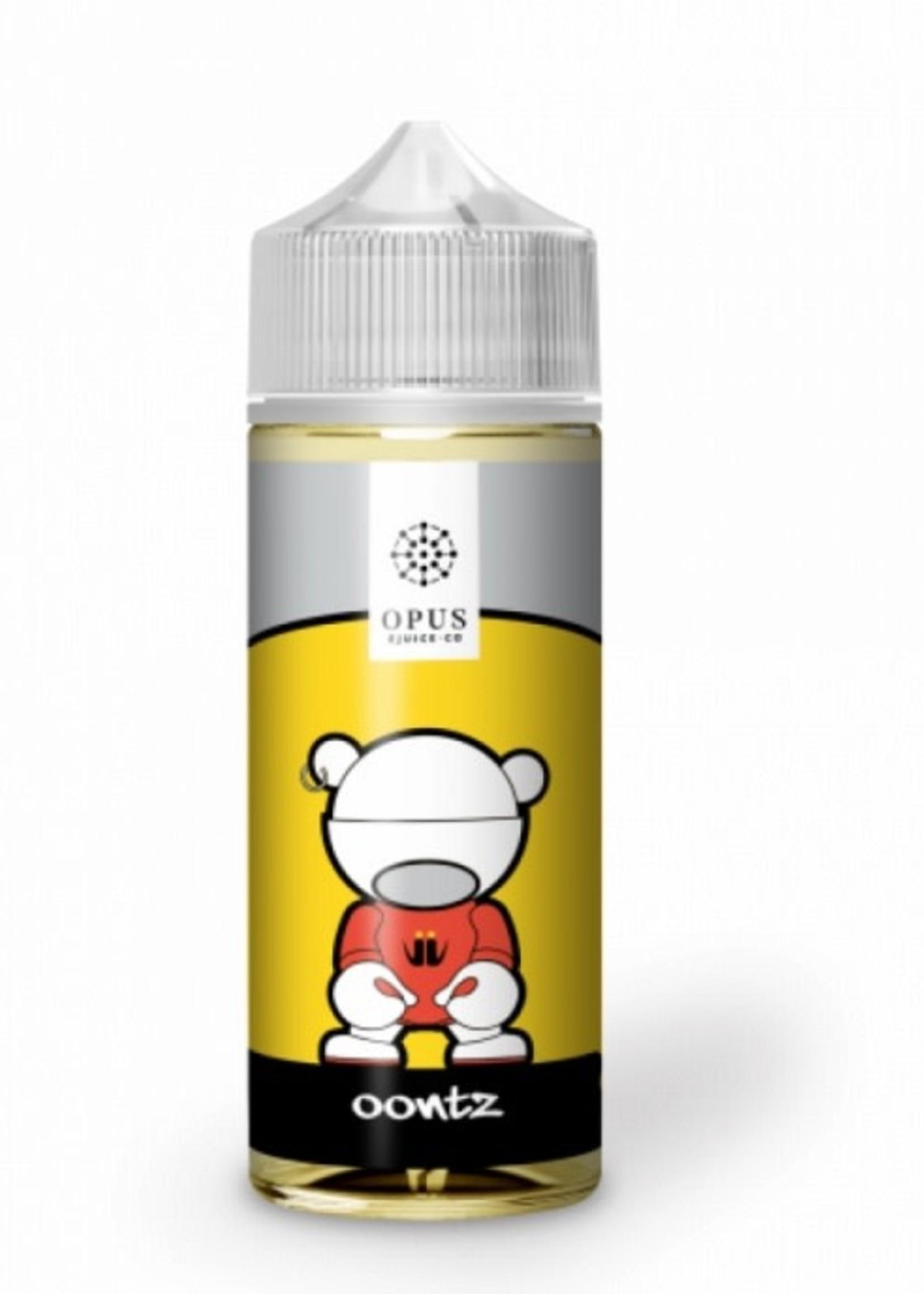 Opus Vape flavour - Oontz 120ml- 3mg
