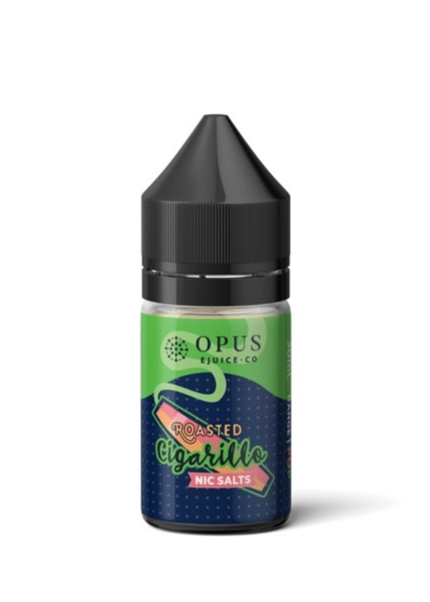 Opus Vape flavour - Roasted cigarillo salts 30ml- 20mg