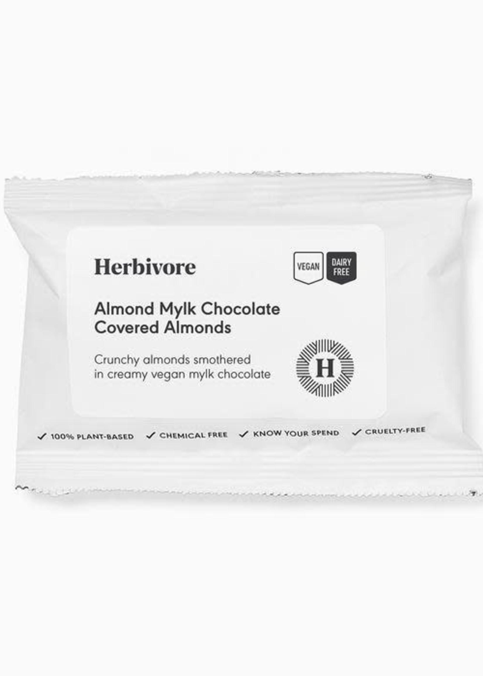 Herbivore - Almond Mylk chocolate covered almonds
