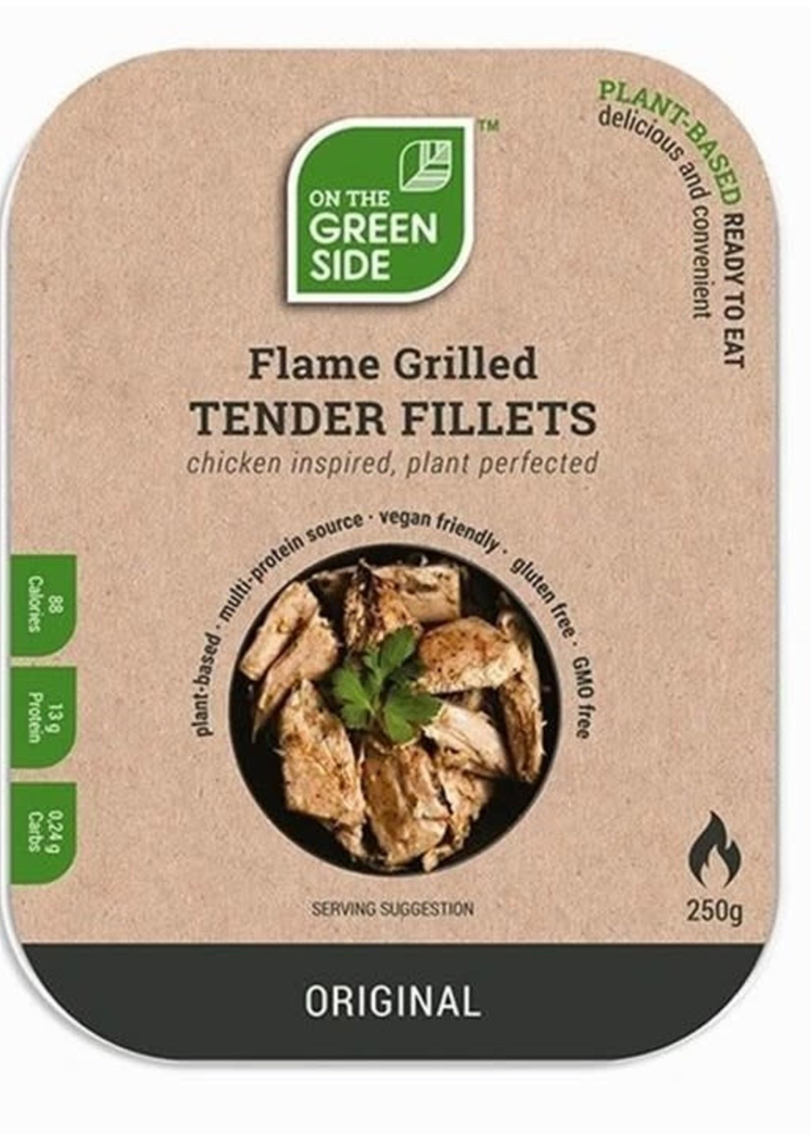On The Green Side Tender Fillets - Original 250G