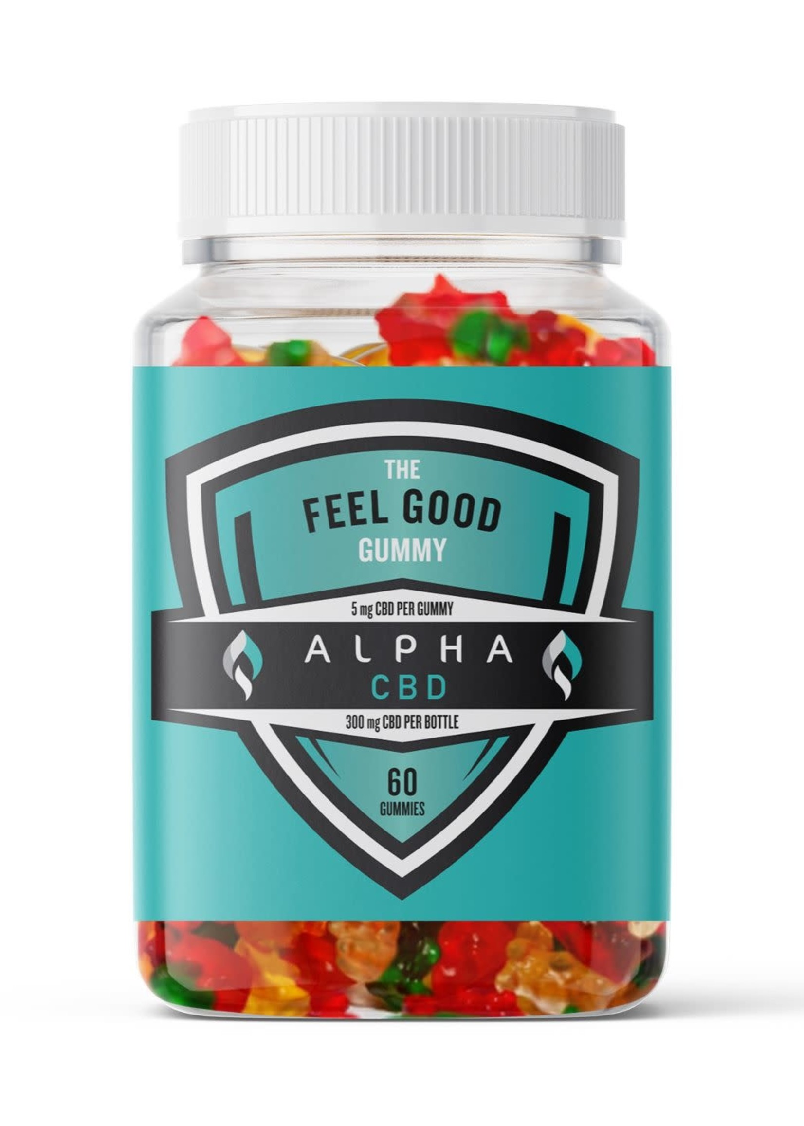 Alpha CBD - Gummies 300mg