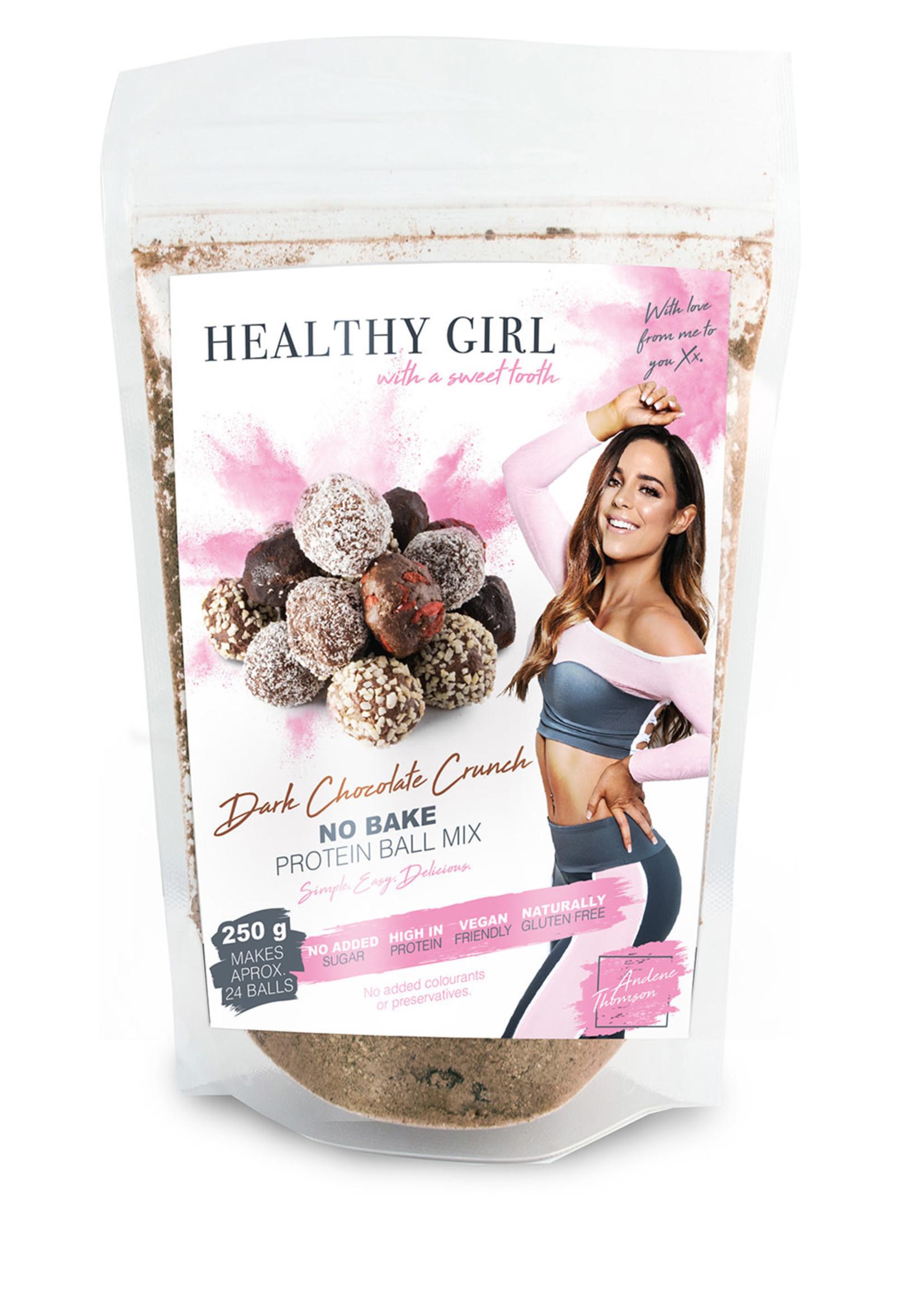 Healthy Girl HG Dark chocolate crunch
