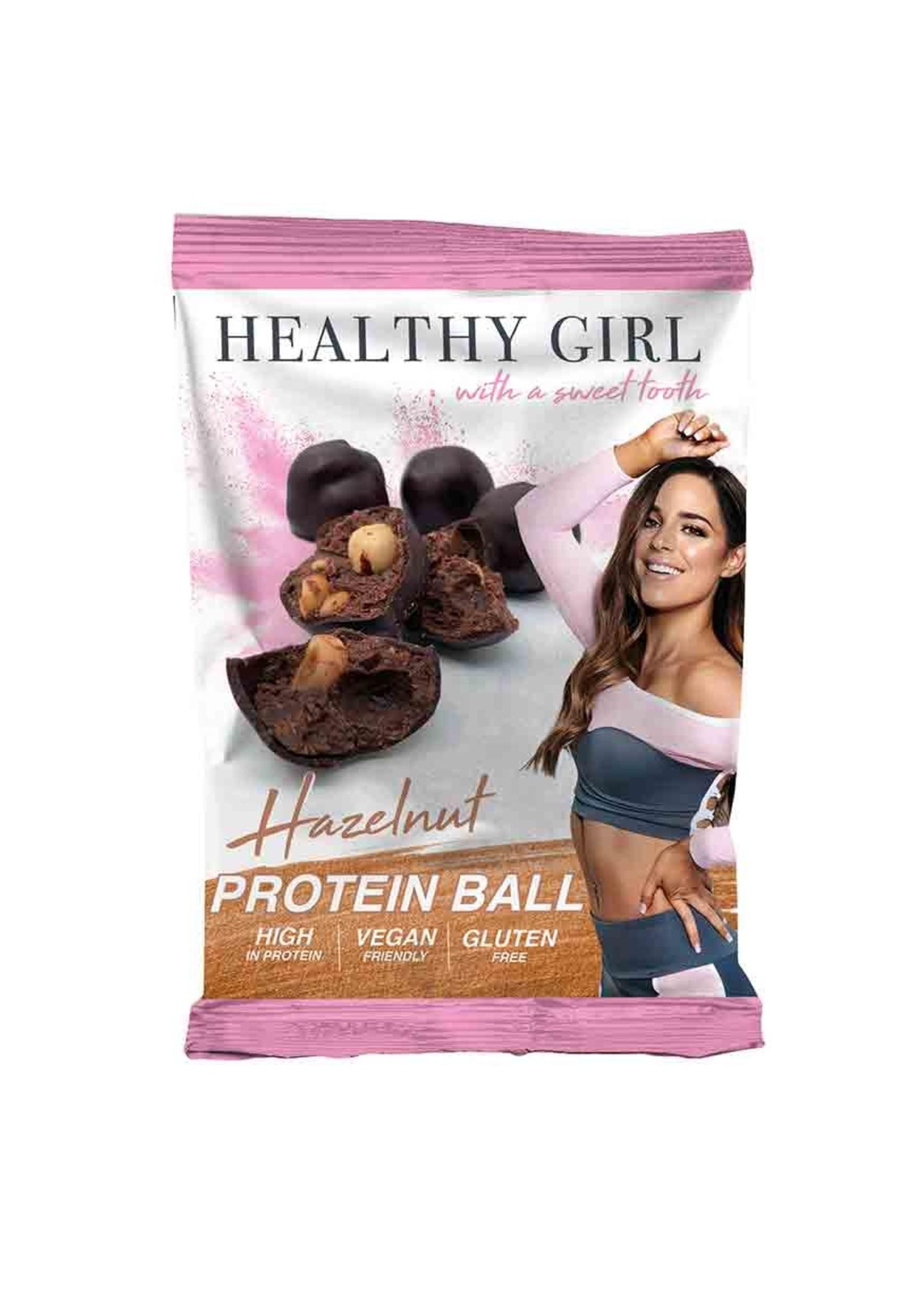 Healthy Girl HG Protein balls - hazelnut