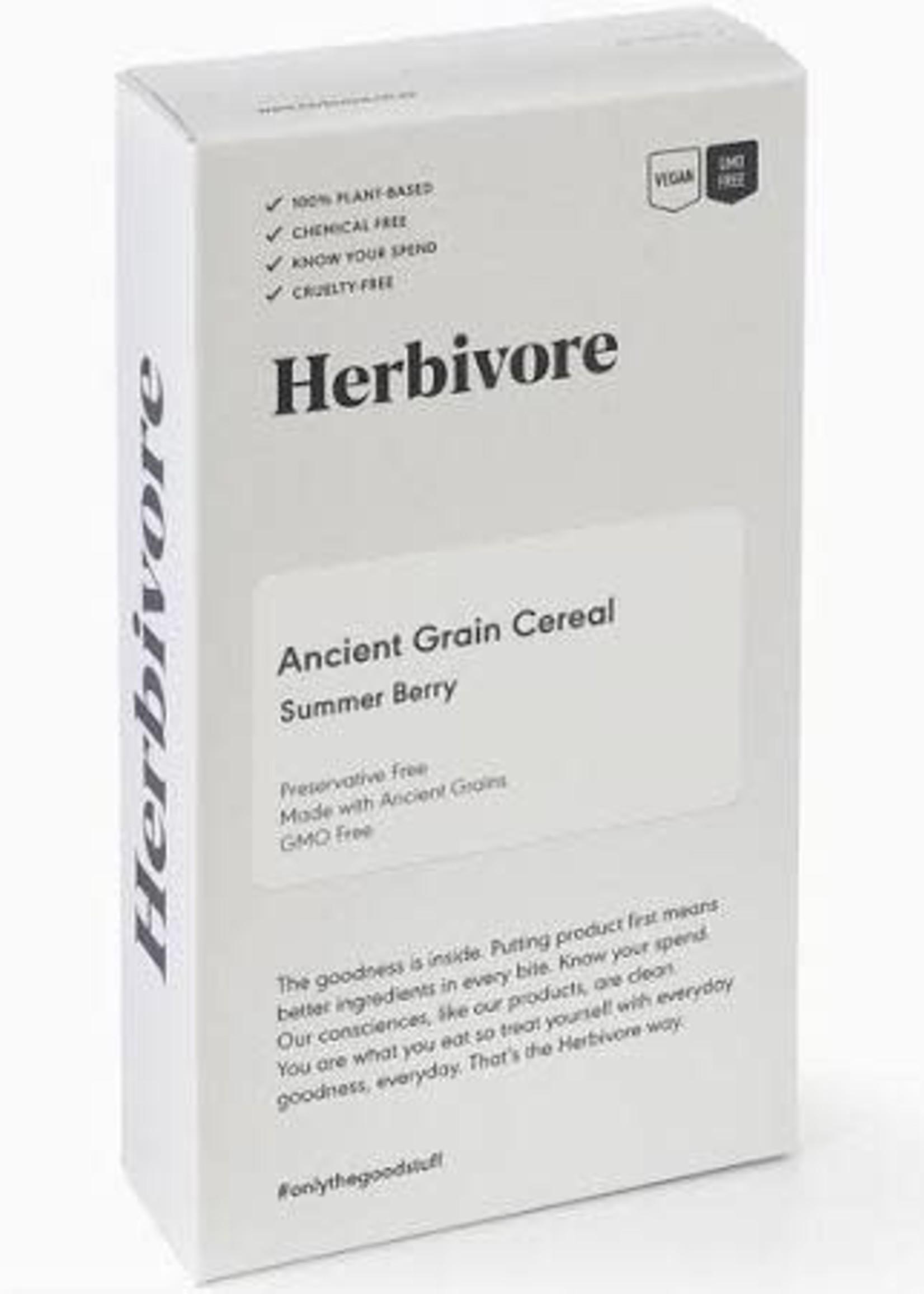 Herbivore - Ancient Grain granola summer berry