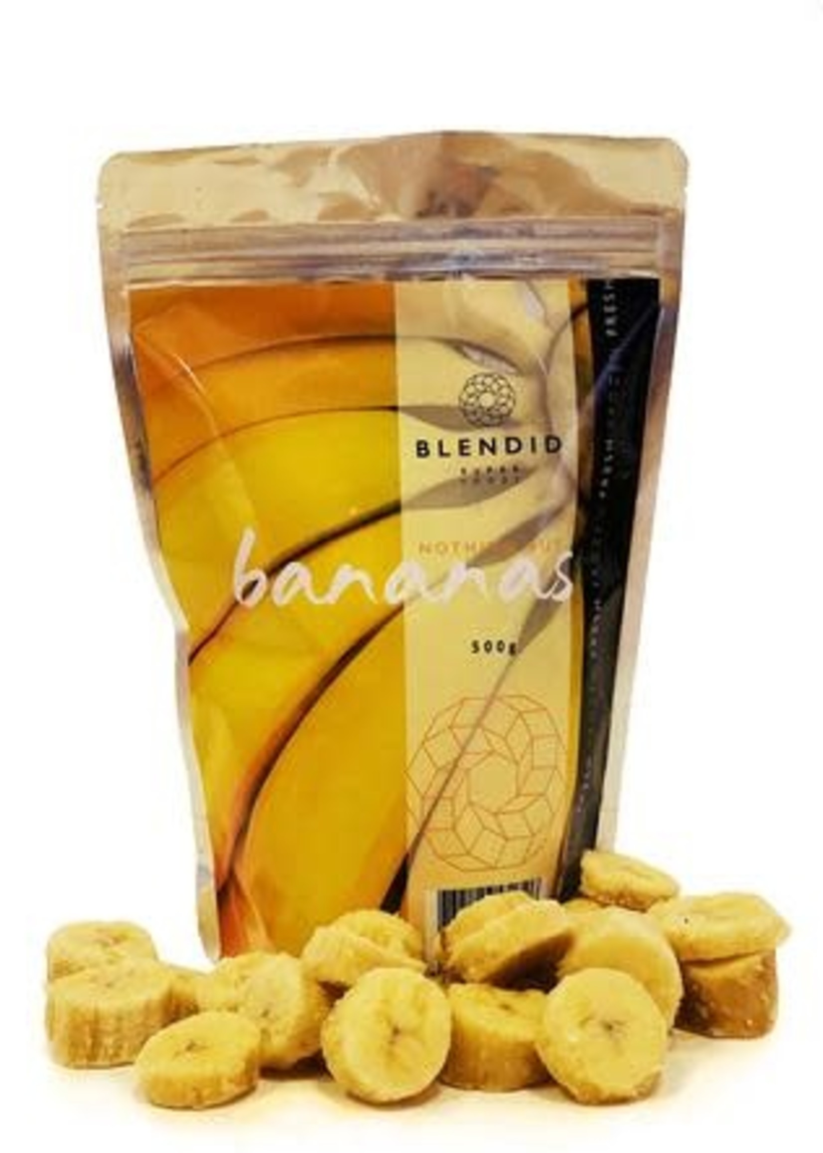 Blendid Blendid - Frozen banana