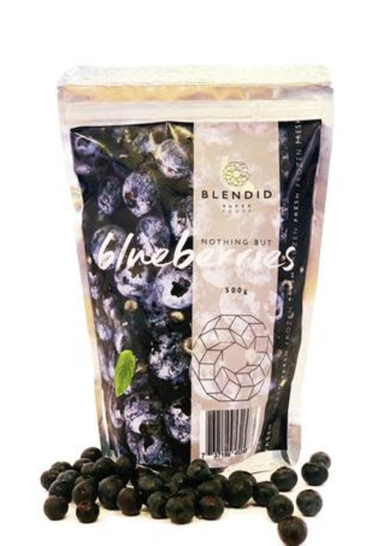 Blendid Blendid - Frozen blueberries