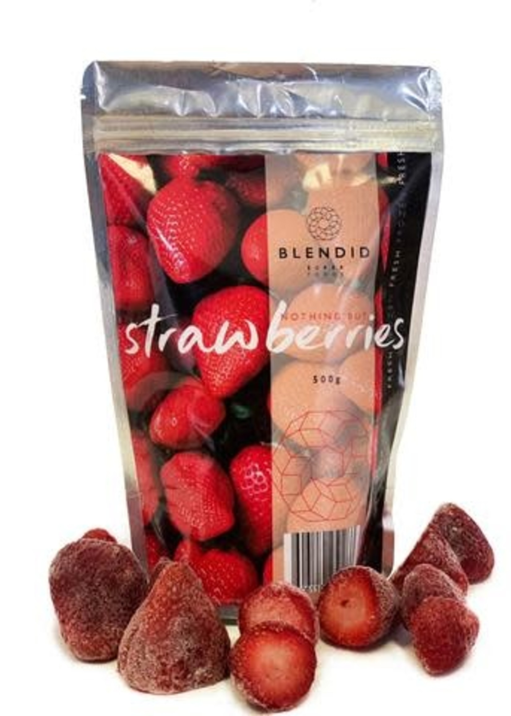 Blendid Blendid - Frozen strawberries