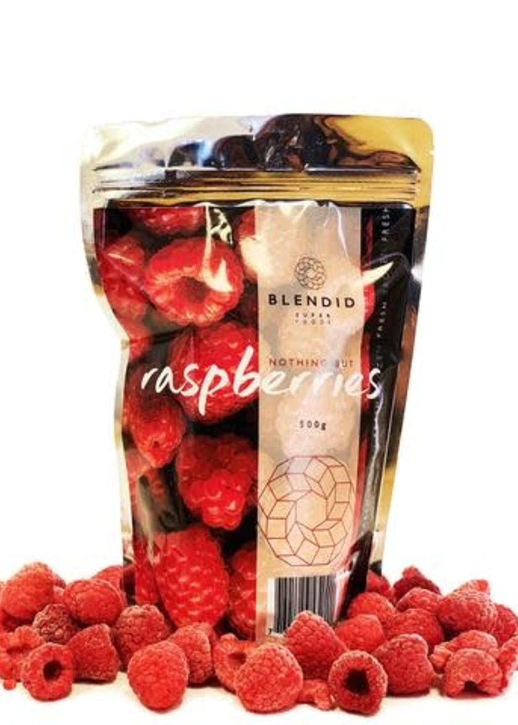 Blendid Blendid - Frozen raspberries