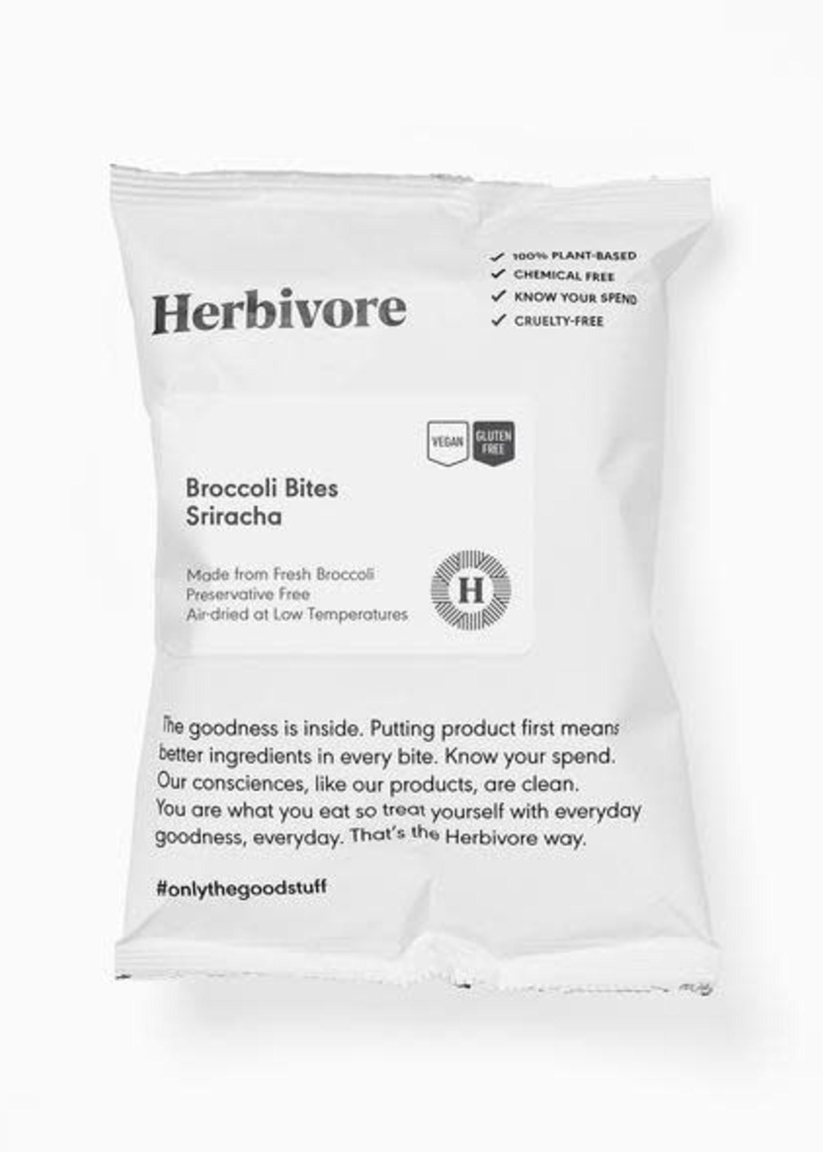 Herbivore - Broccoli Bites sriracha