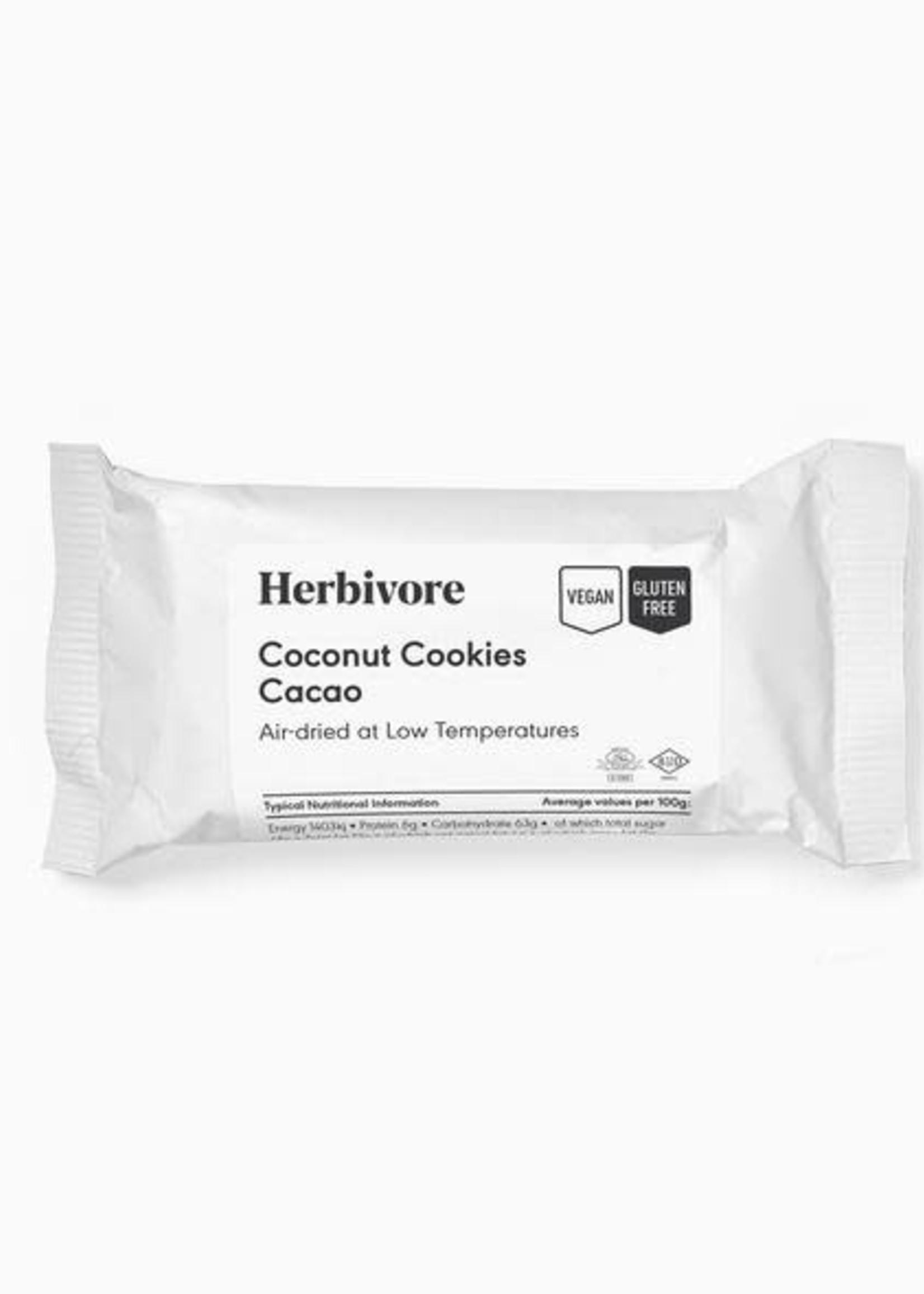 Herbivore - Coconut Cookies chocolate