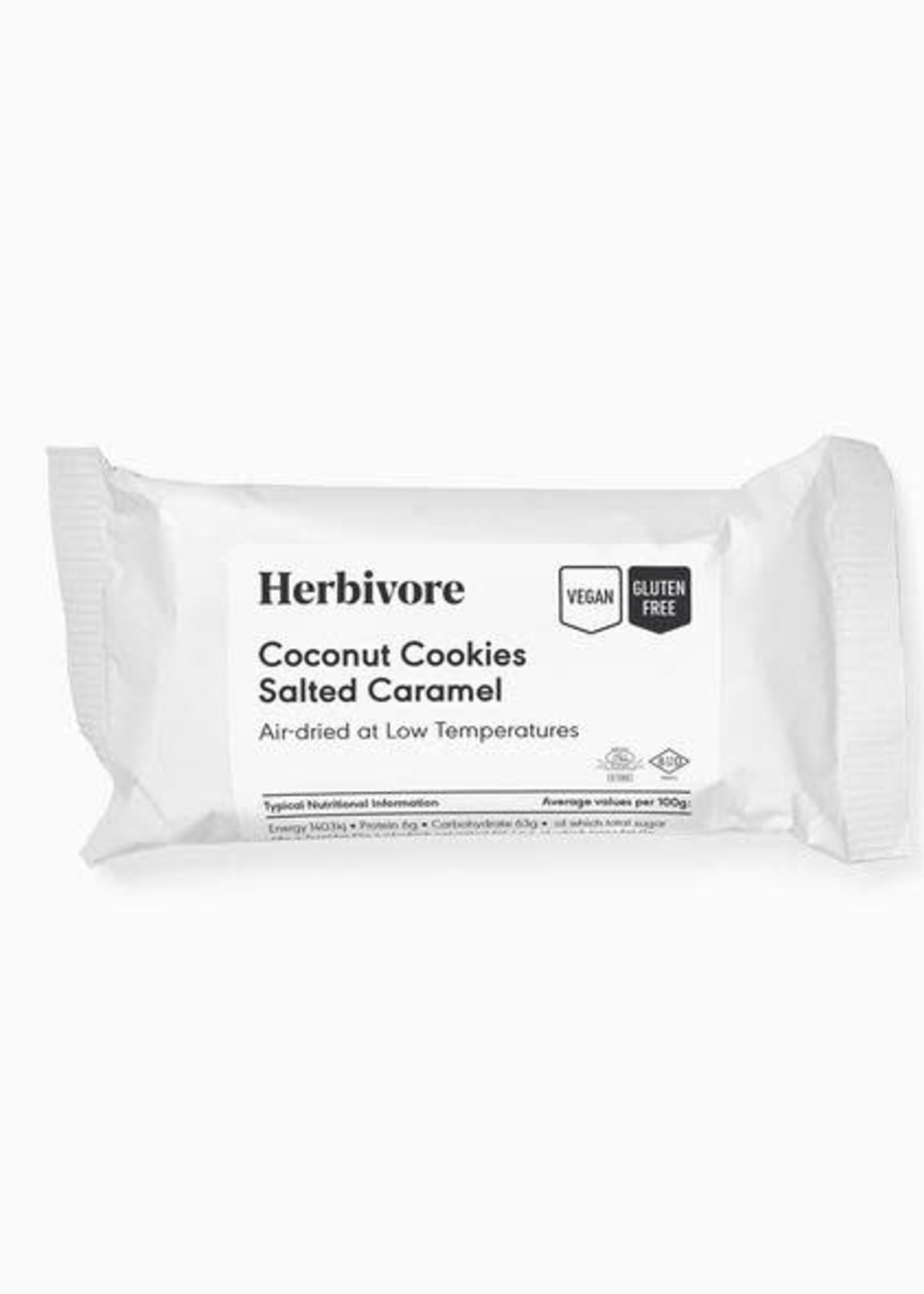 Herbivore - Coconut Cookies salted caramel