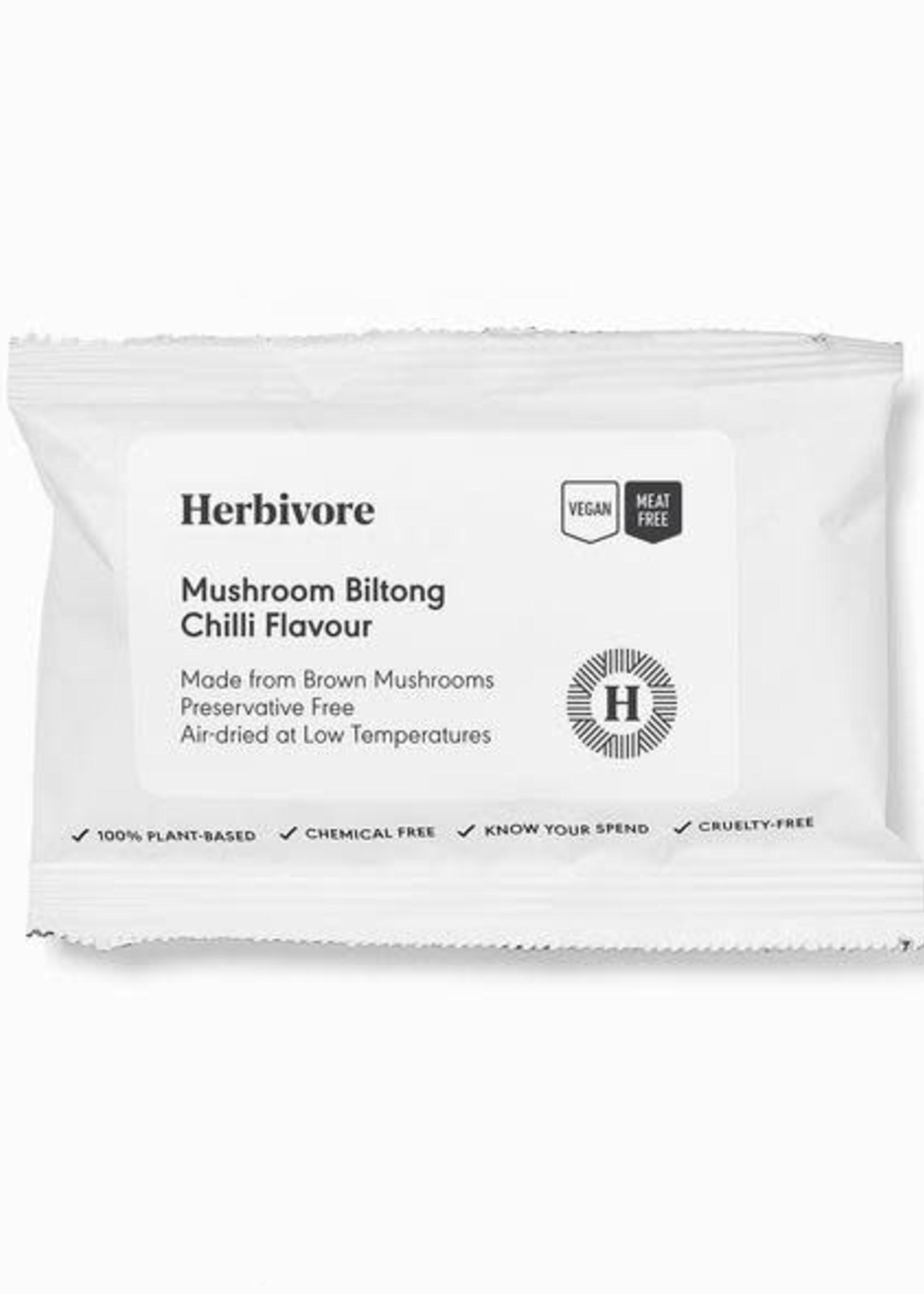 Herbivore - Mushroom Biltong chilli flavour