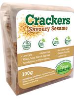 Pecanhealth Pecanhealth - Crackers- Savoury Sesame
