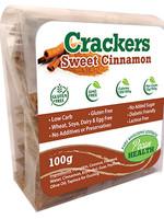 Pecanhealth Pecanhealth - Crackers- Sweet Cinnamon
