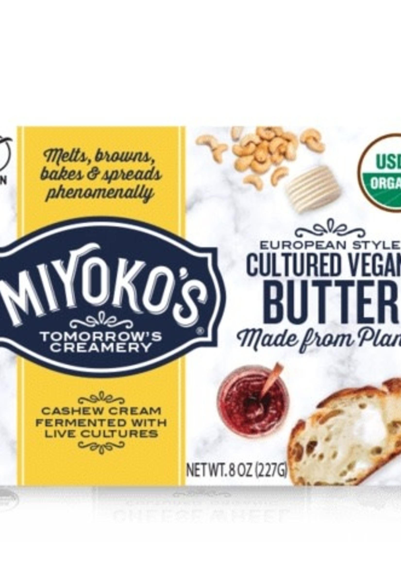 Miyoko Miyoko's vegan butter