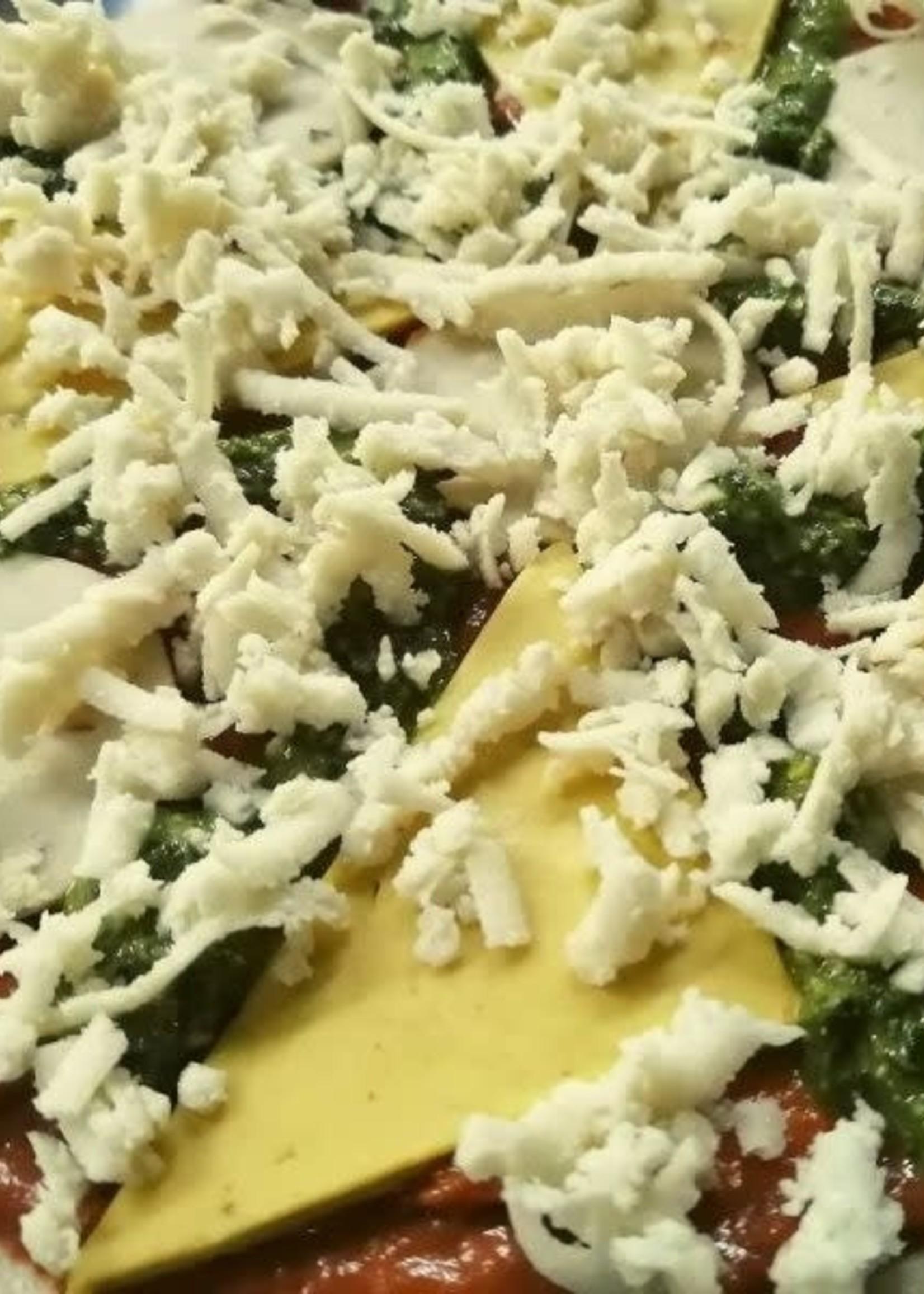 Irene's Irene's - 3 cheese & pesto pizza