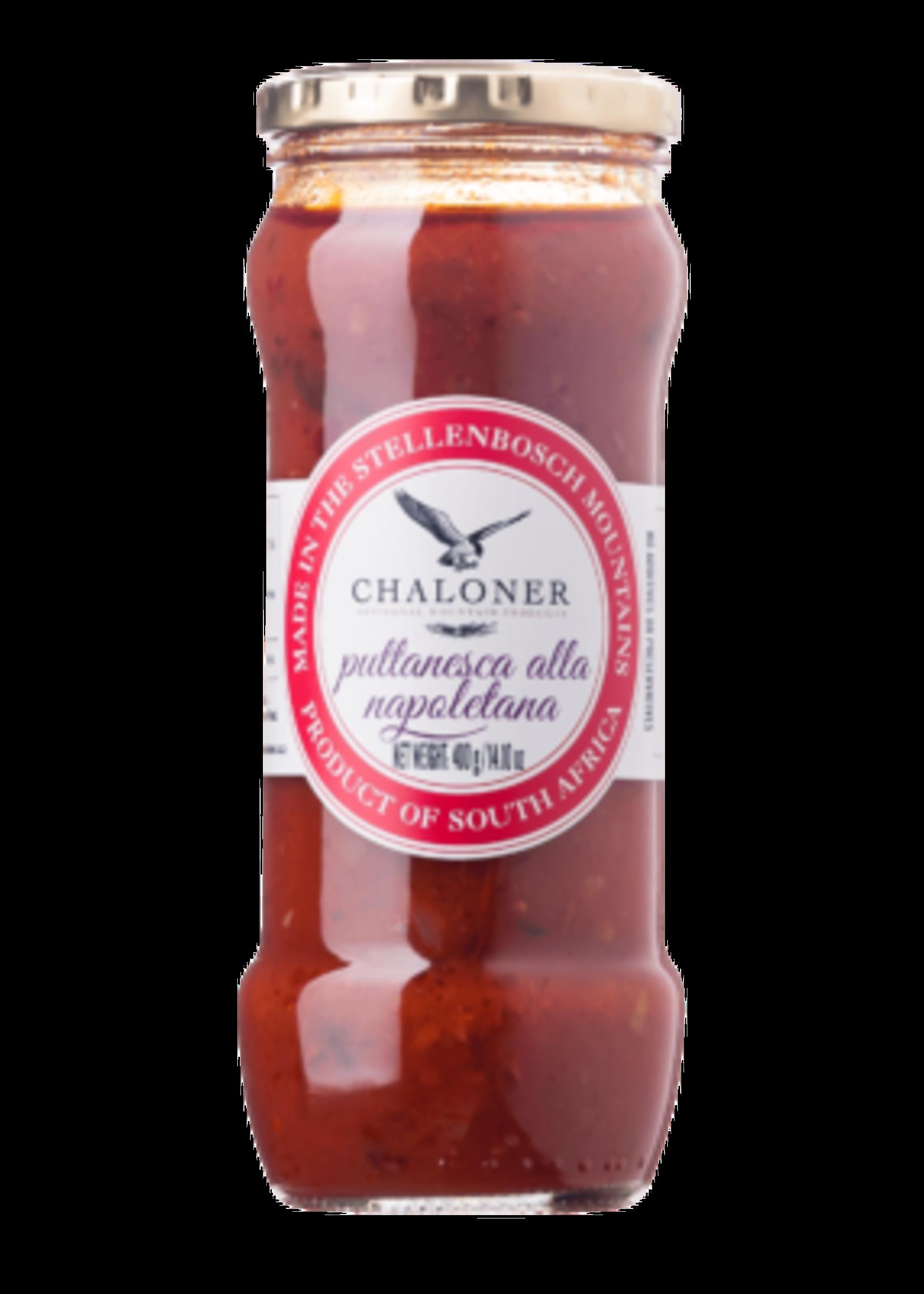 Chaloner Chaloner - Puttanesca pasta sauce